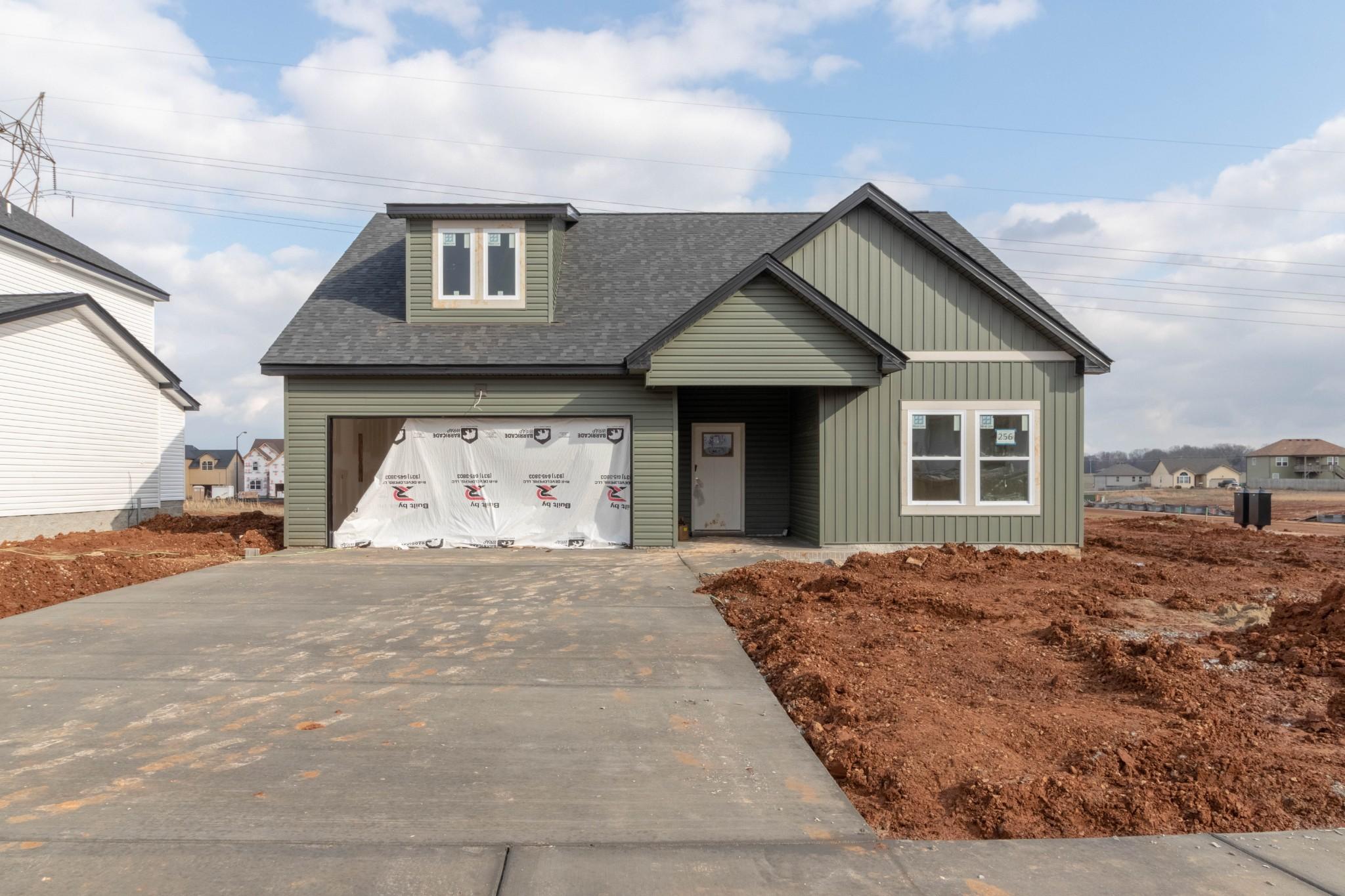 256 White Tail Ridge, Clarksville, TN 37040 - Clarksville, TN real estate listing