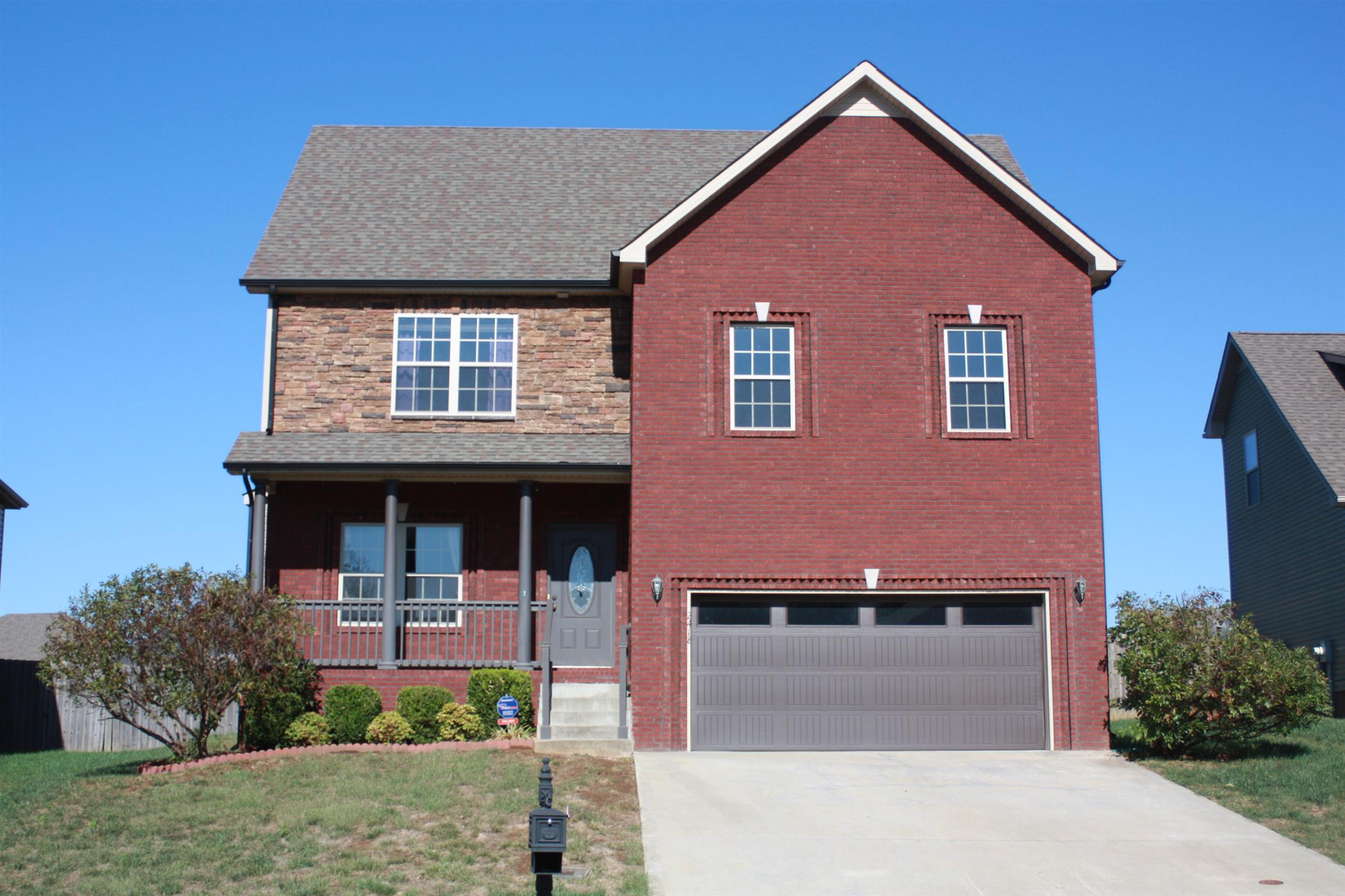 2418 Senseney Dr, Clarksville, TN 37042 - Clarksville, TN real estate listing