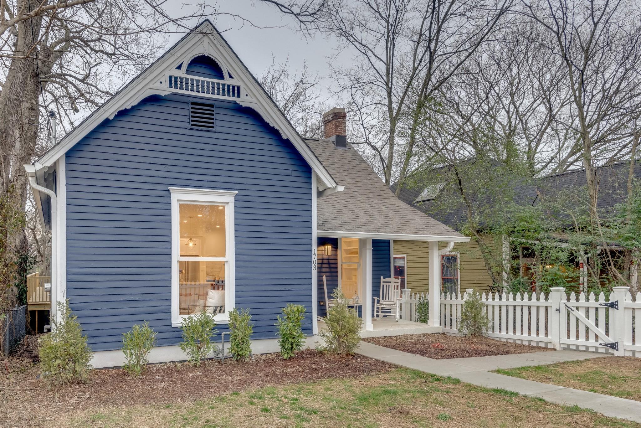 1703 Forrest Ave, Nashville, TN 37206 - Nashville, TN real estate listing