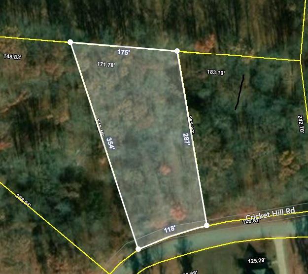 0 Cricket Hill Rd, Flintville, TN 37335 - Flintville, TN real estate listing