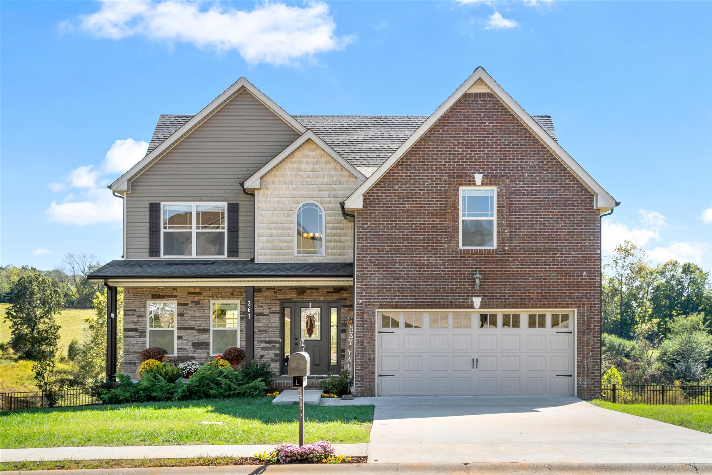 261 Ivy Bend Cir, Clarksville, TN 37043 - Clarksville, TN real estate listing