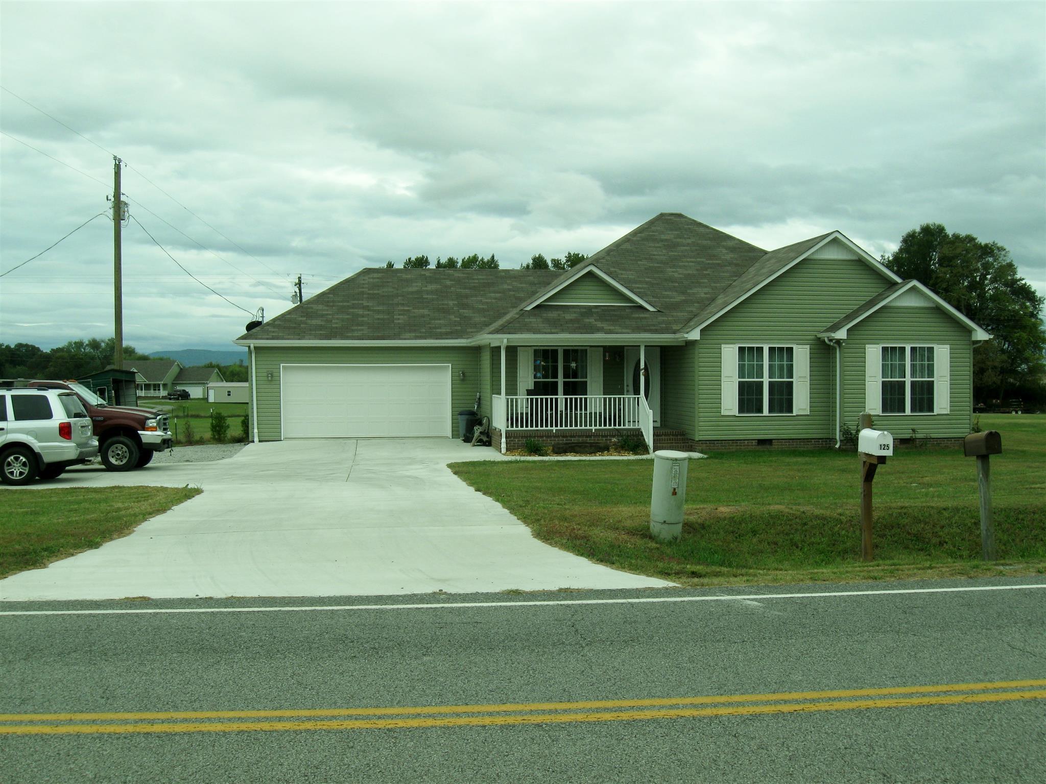125 Shady Grove Rd, Flintville, TN 37335 - Flintville, TN real estate listing
