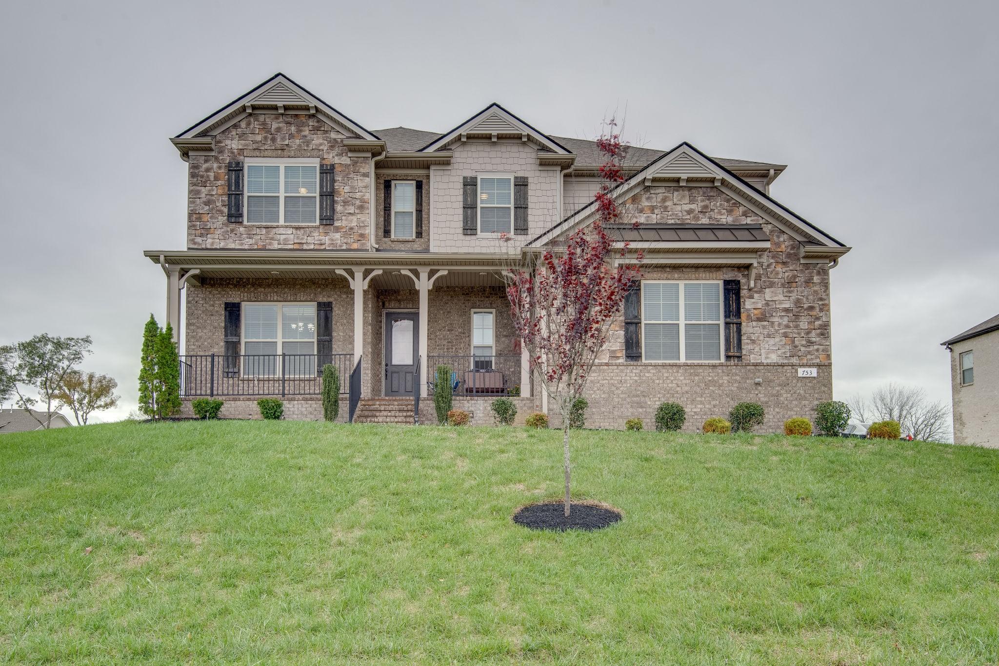 753 Alameda Ave, Nolensville, TN 37135 - Nolensville, TN real estate listing