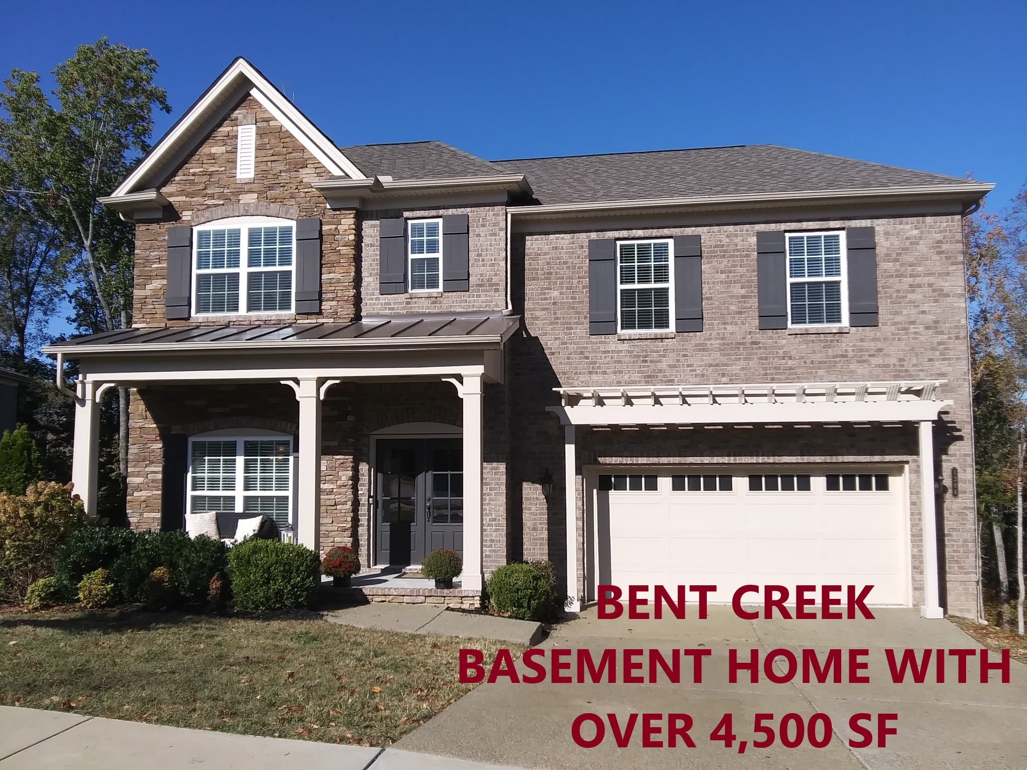 Bent Creek Real Estate Listings Main Image