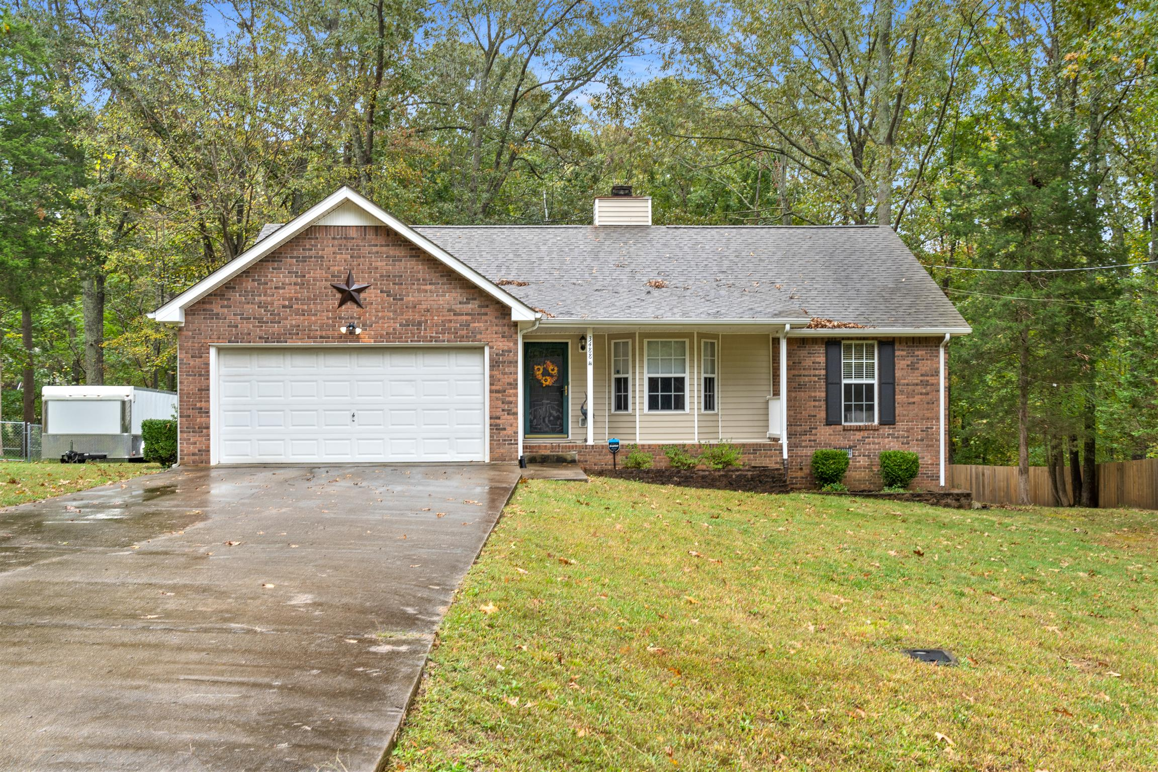 3488 Hunters Ridge, Woodlawn, TN 37191 - Woodlawn, TN real estate listing