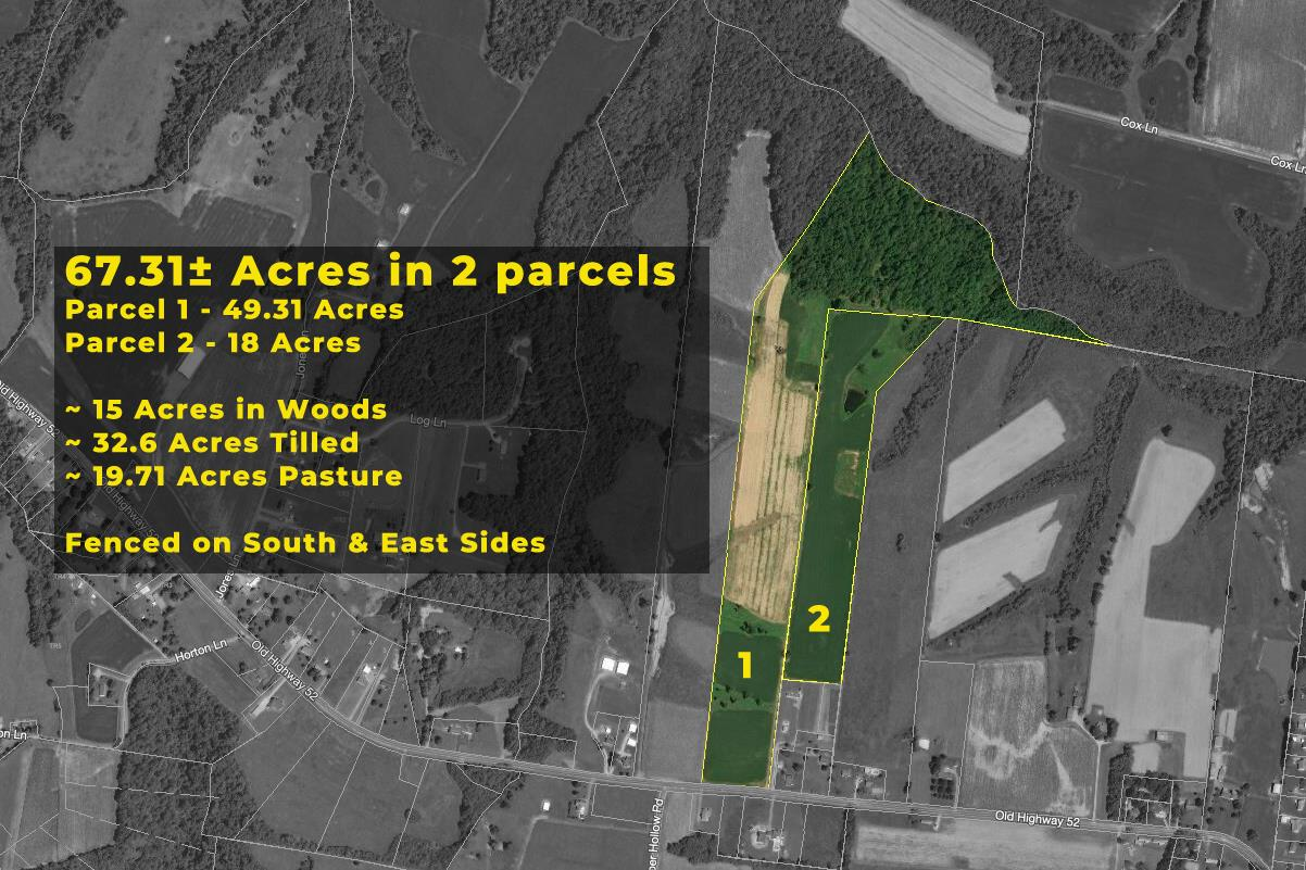 0 Old Highway 52, Lafayette, TN 37083 - Lafayette, TN real estate listing