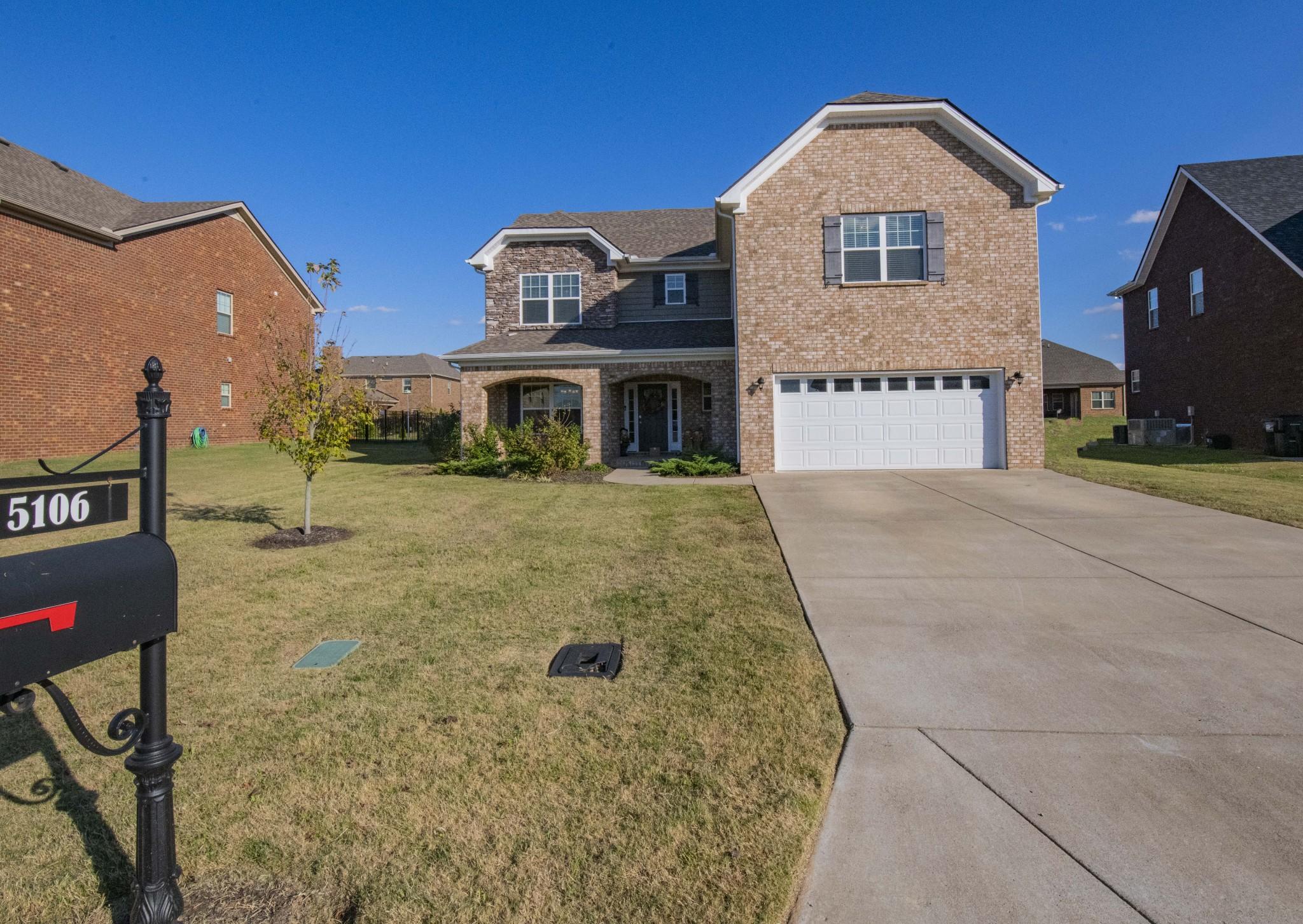 5106 Lady Thatcher Dr, Murfreesboro, TN 37129 - Murfreesboro, TN real estate listing