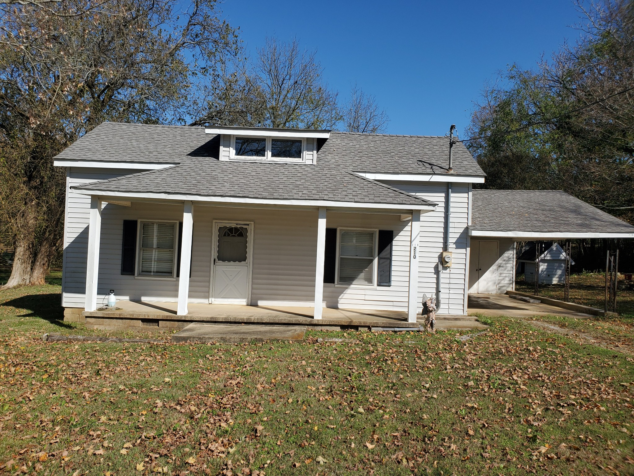 210 Old Rover Rd, Rockvale, TN 37153 - Rockvale, TN real estate listing