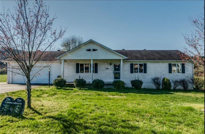 236 Jill Ln, Woodbury, TN 37190 - Woodbury, TN real estate listing