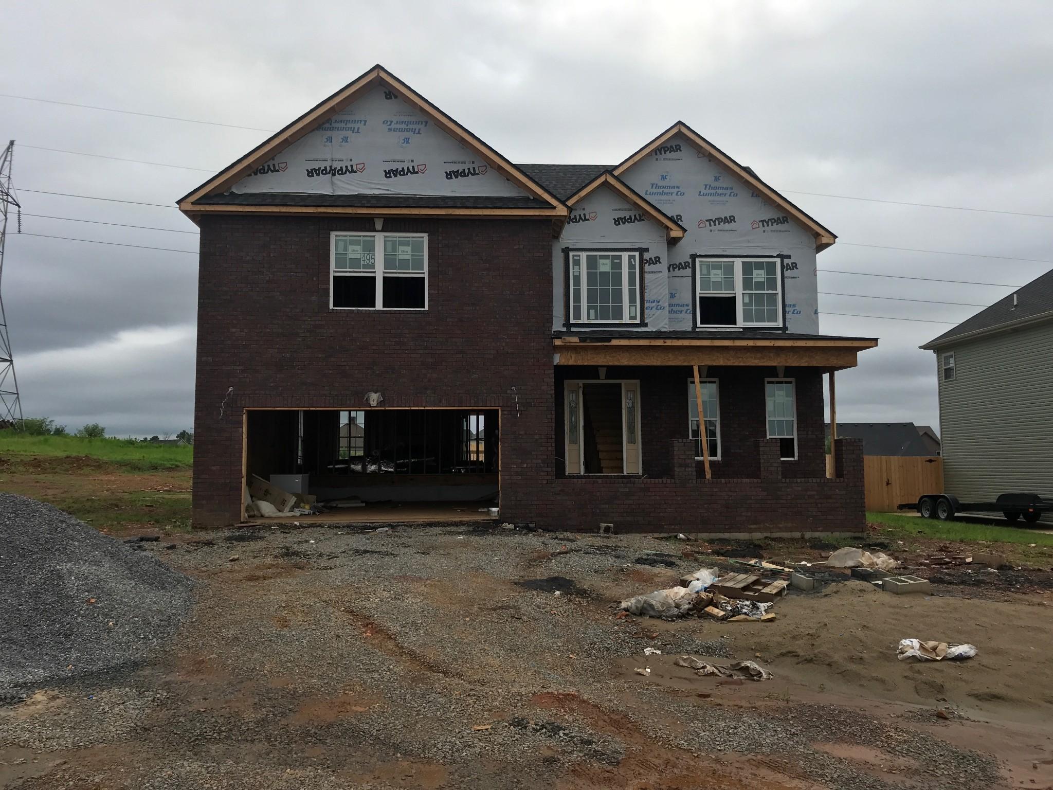 495 Autumnwood Farms , Clarksville, TN 37042 - Clarksville, TN real estate listing