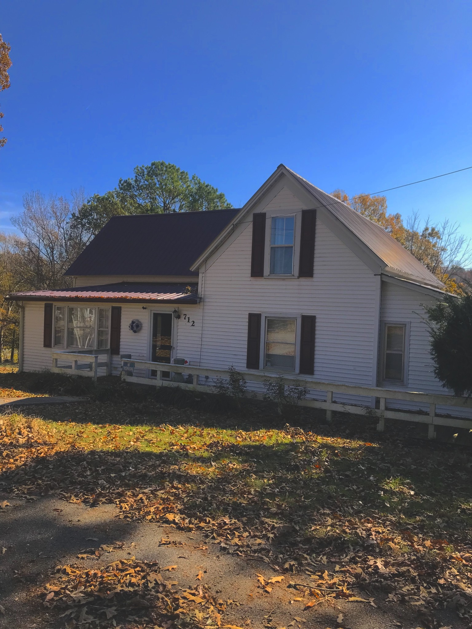 712 Thomas Ave, Cumberland City, TN 37050 - Cumberland City, TN real estate listing