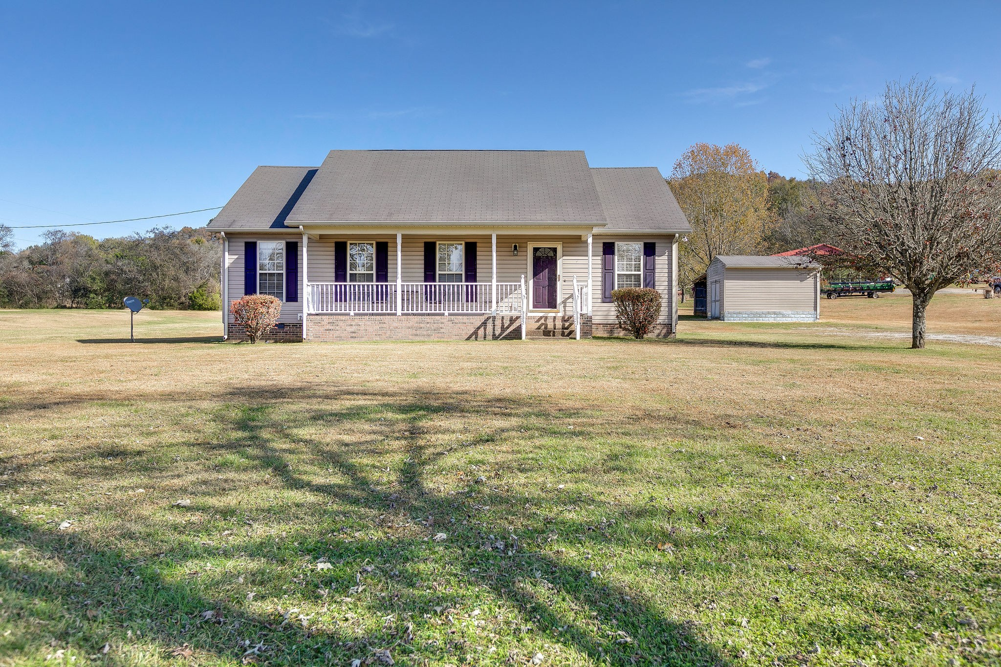 3729 Jimmy Gray Robinson Rd, Williamsport, TN 38487 - Williamsport, TN real estate listing