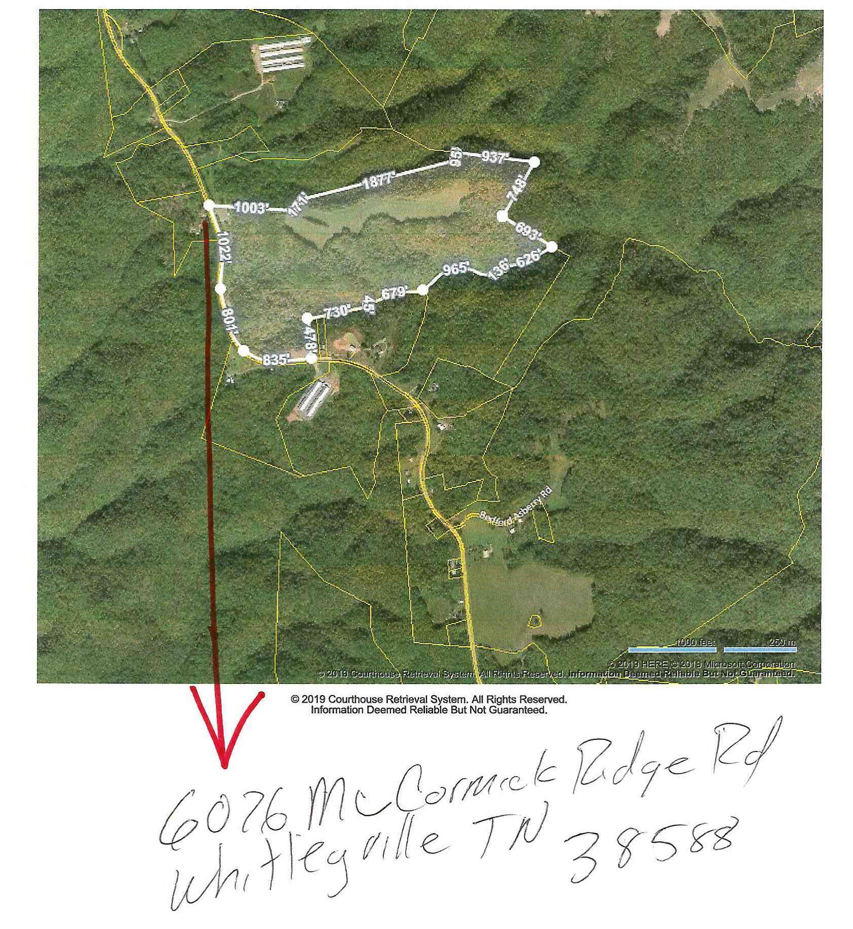 131 .61 ac McCormick Rdg Rd., W Property Photo - Red Boiling Springs, TN real estate listing