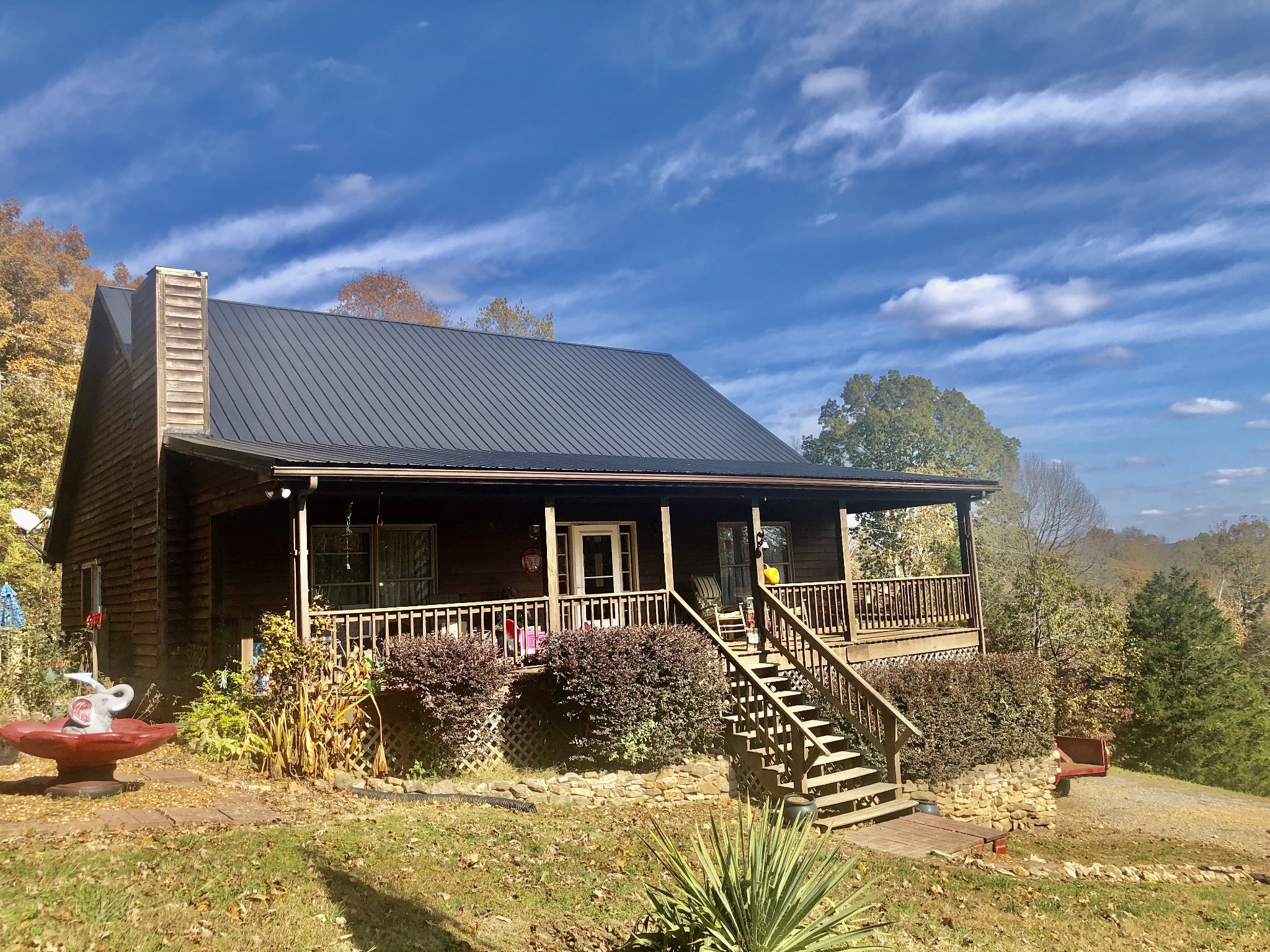 318 Lower Cross Creek Rd, Indian Mound, TN 37079 - Indian Mound, TN real estate listing