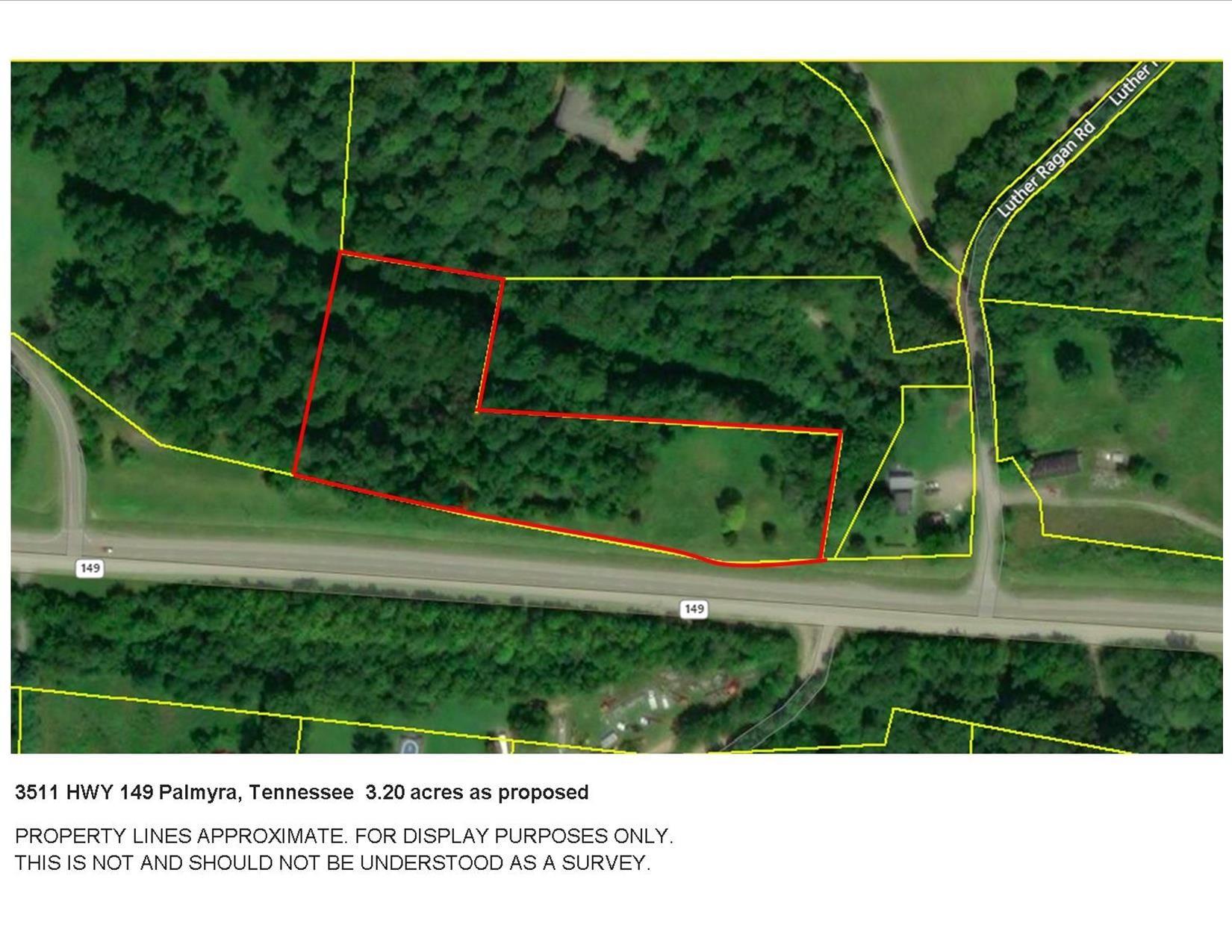 3511 Highway 149, Palmyra, TN 37142 - Palmyra, TN real estate listing