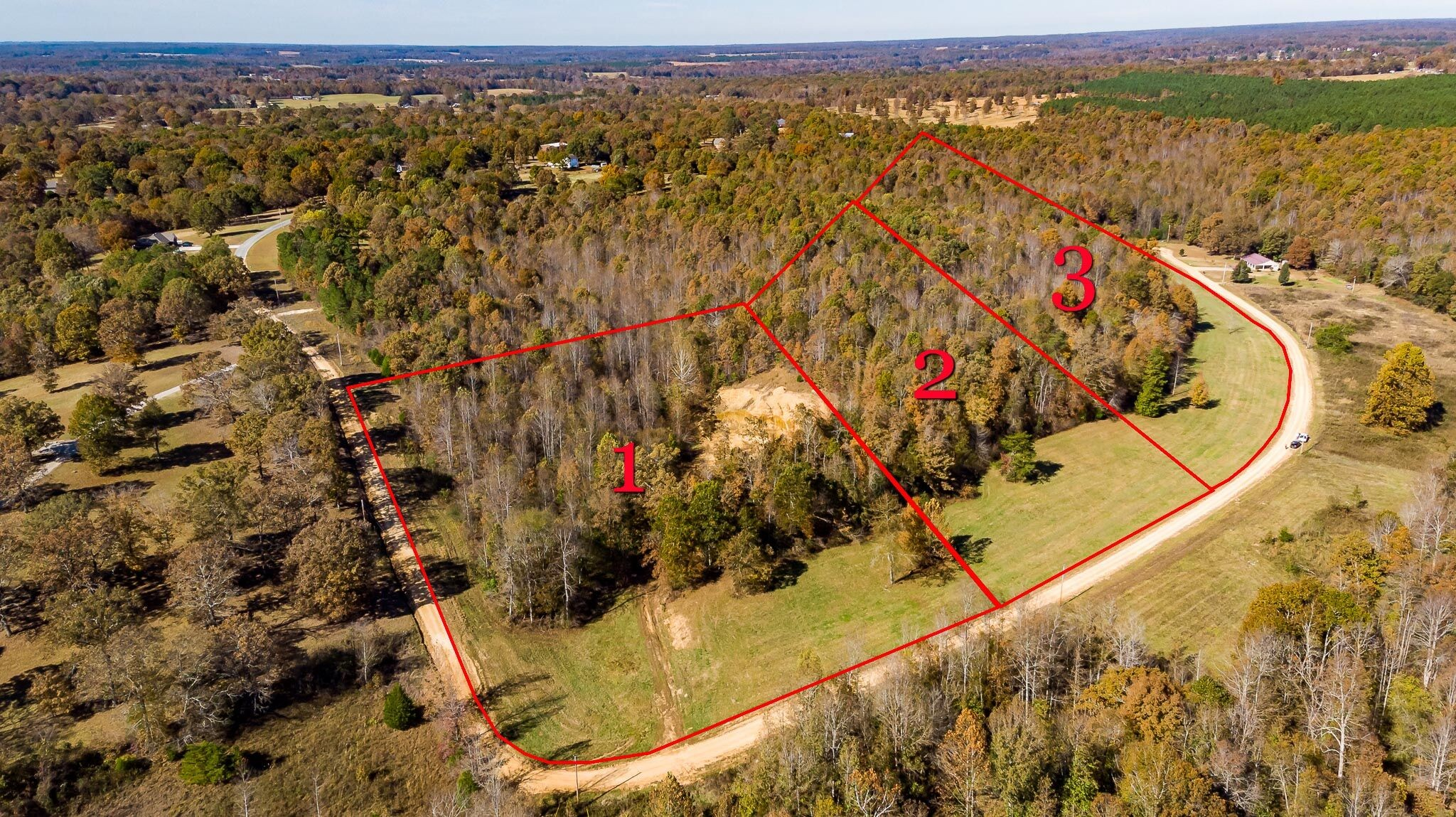 0 Sour Branch Property Photo - Iron City, TN real estate listing