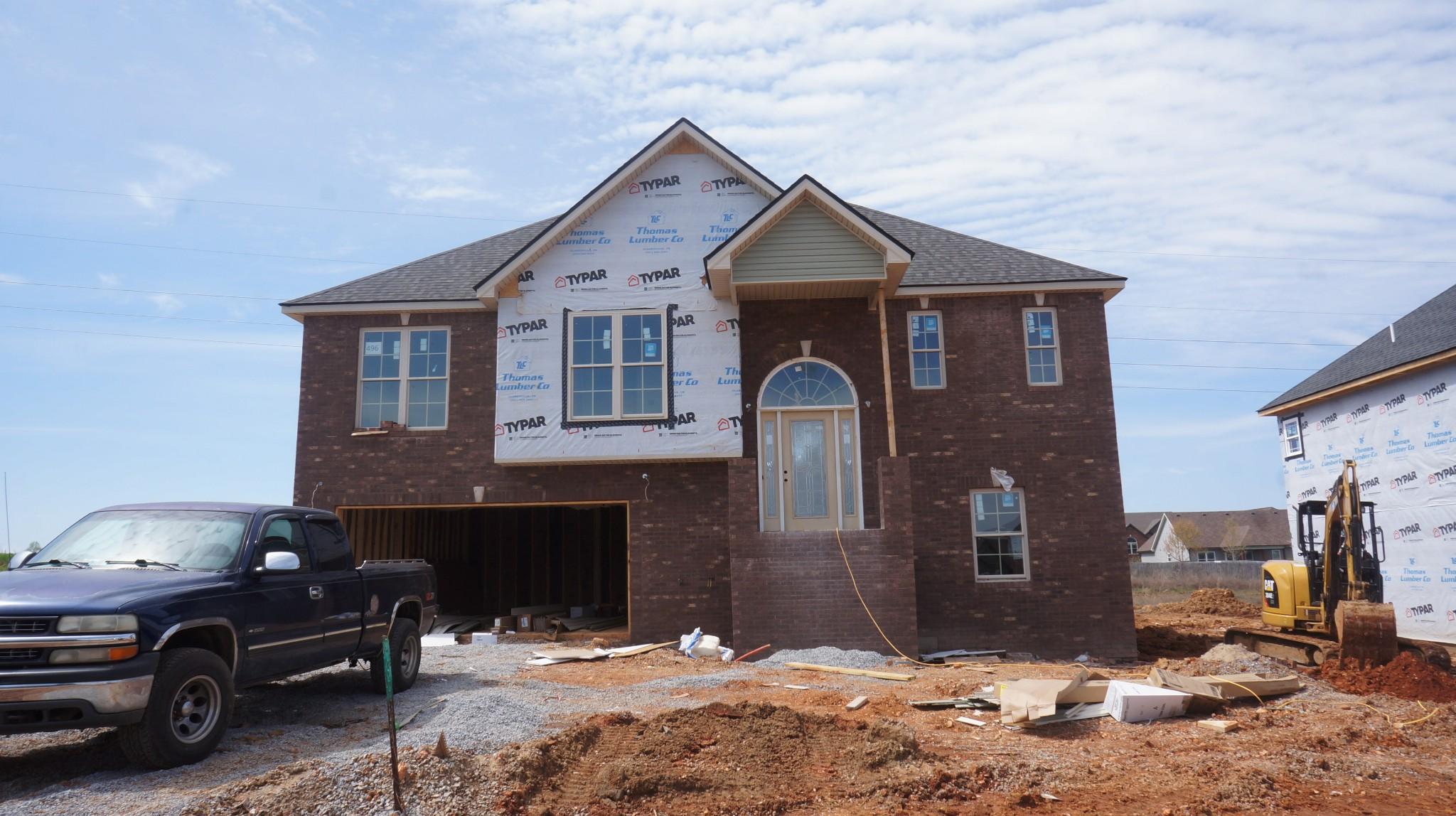 496 Autumnwood Farms , Clarksville, TN 37042 - Clarksville, TN real estate listing