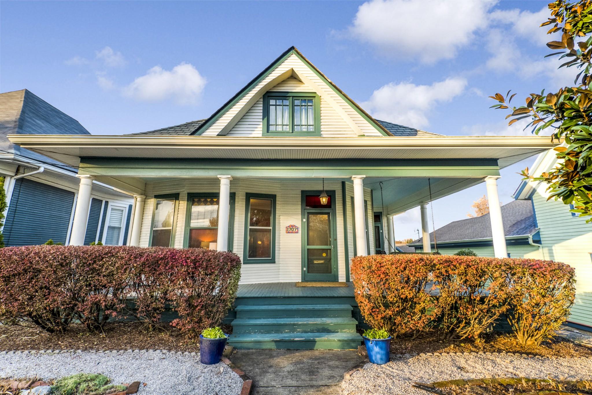 1707 Eastland Ave, Nashville, TN 37206 - Nashville, TN real estate listing