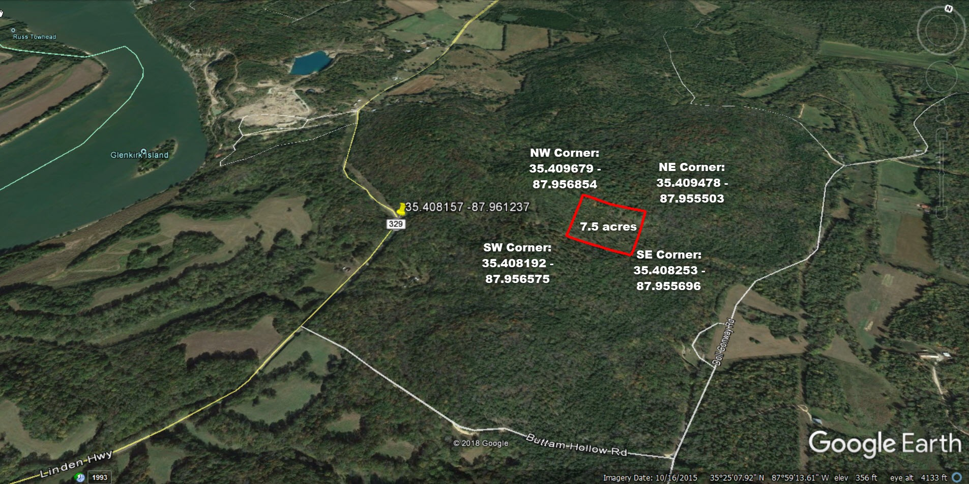 0 Riverview Dr, Clifton, TN 38425 - Clifton, TN real estate listing