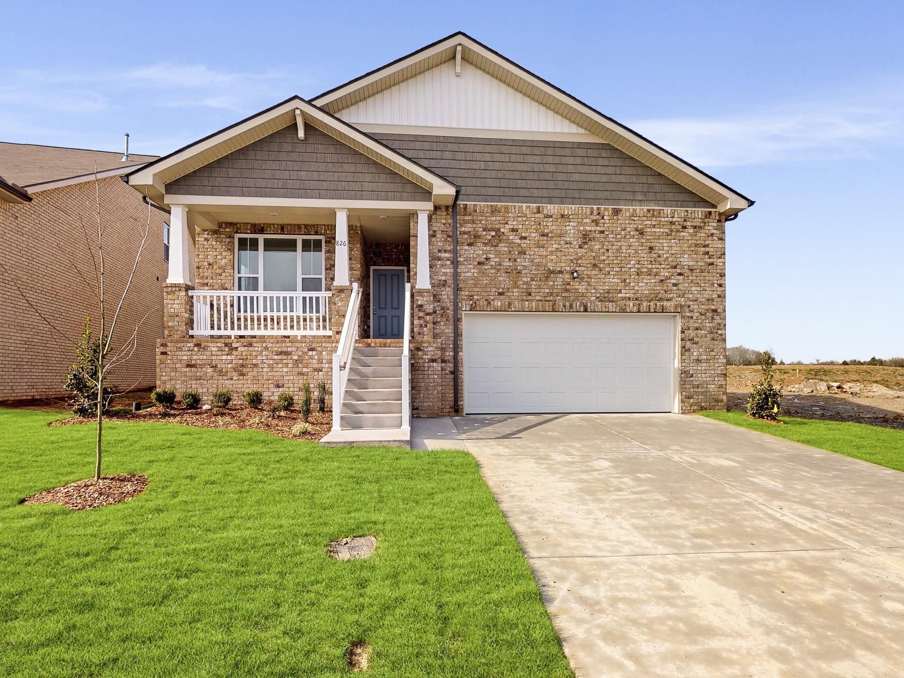 802 Carnation Drive Lot 122, Smyrna, TN 37167 - Smyrna, TN real estate listing
