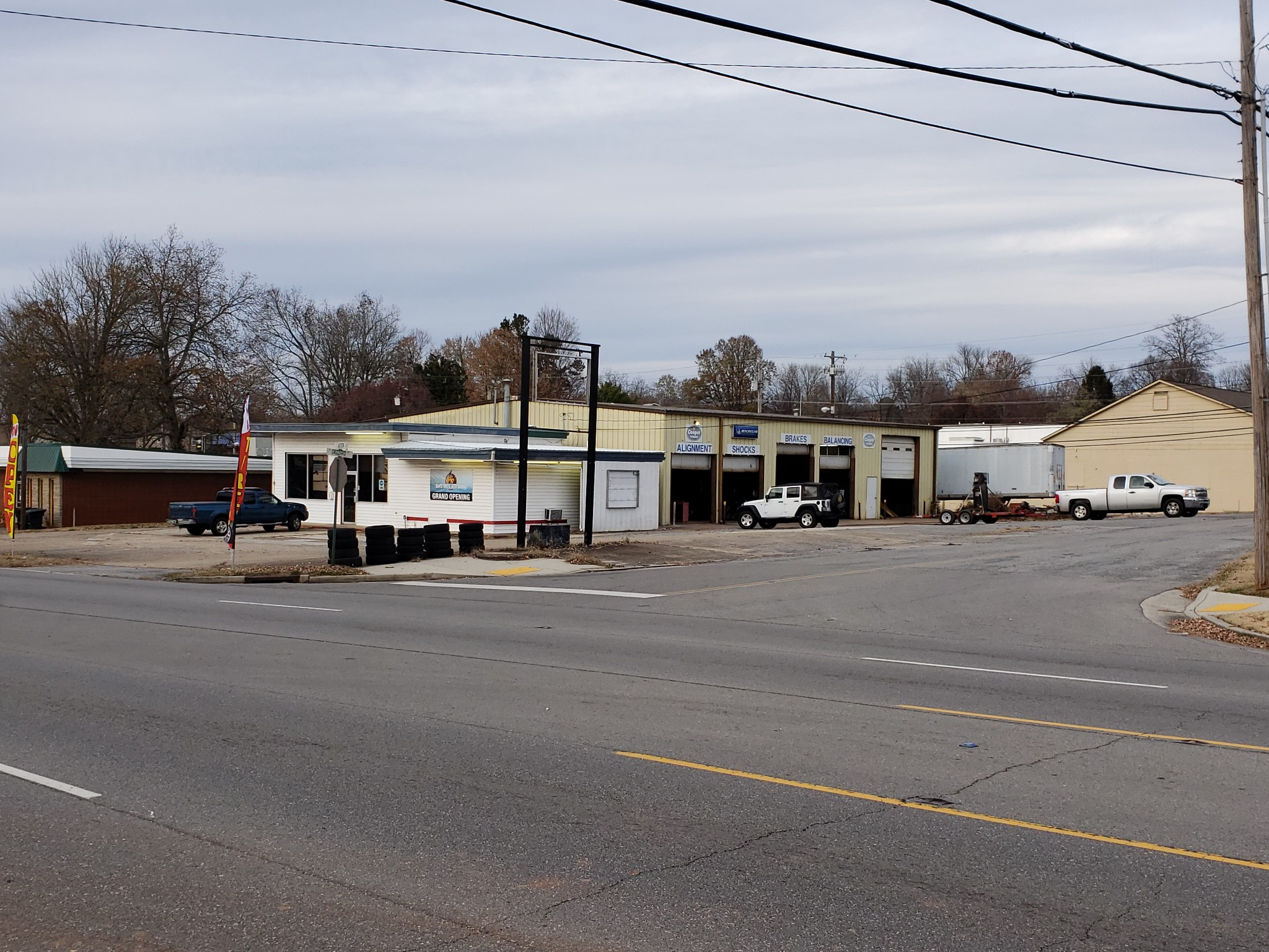 400 N Jackson St Property Photo - Tullahoma, TN real estate listing