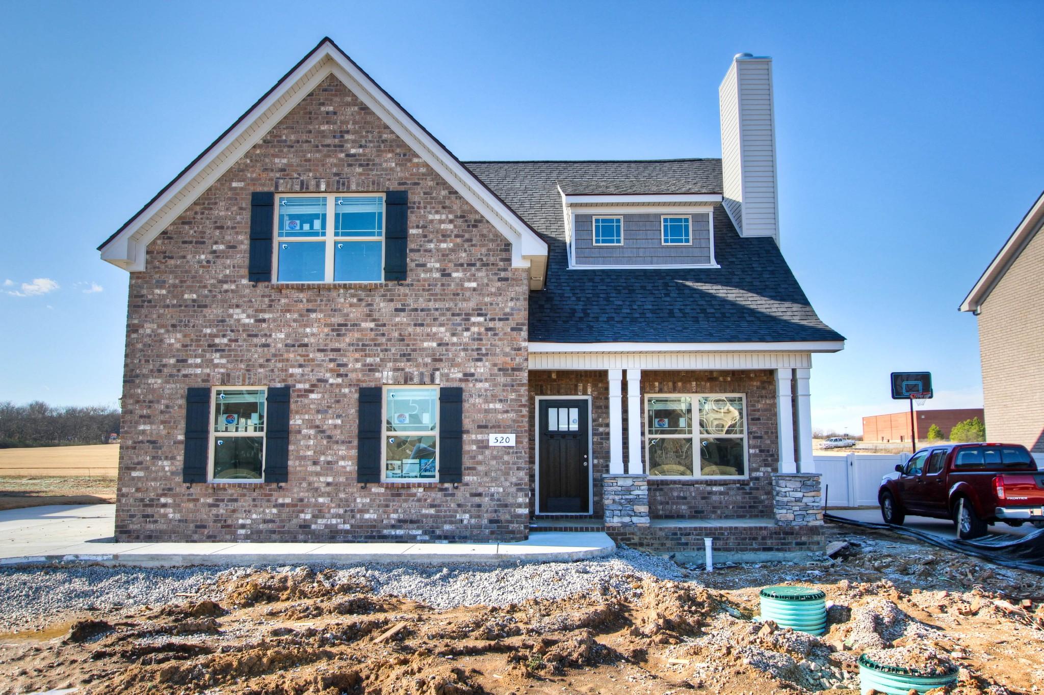 520 Eagle View Dr.- #5, Eagleville, TN 37060 - Eagleville, TN real estate listing