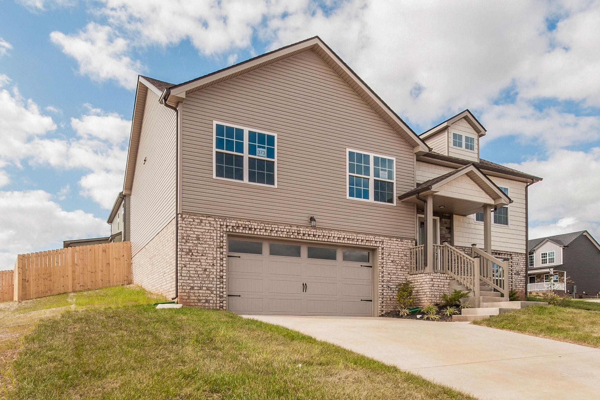 708 Banister Dr (lot 147), Clarksville, TN 37042 - Clarksville, TN real estate listing