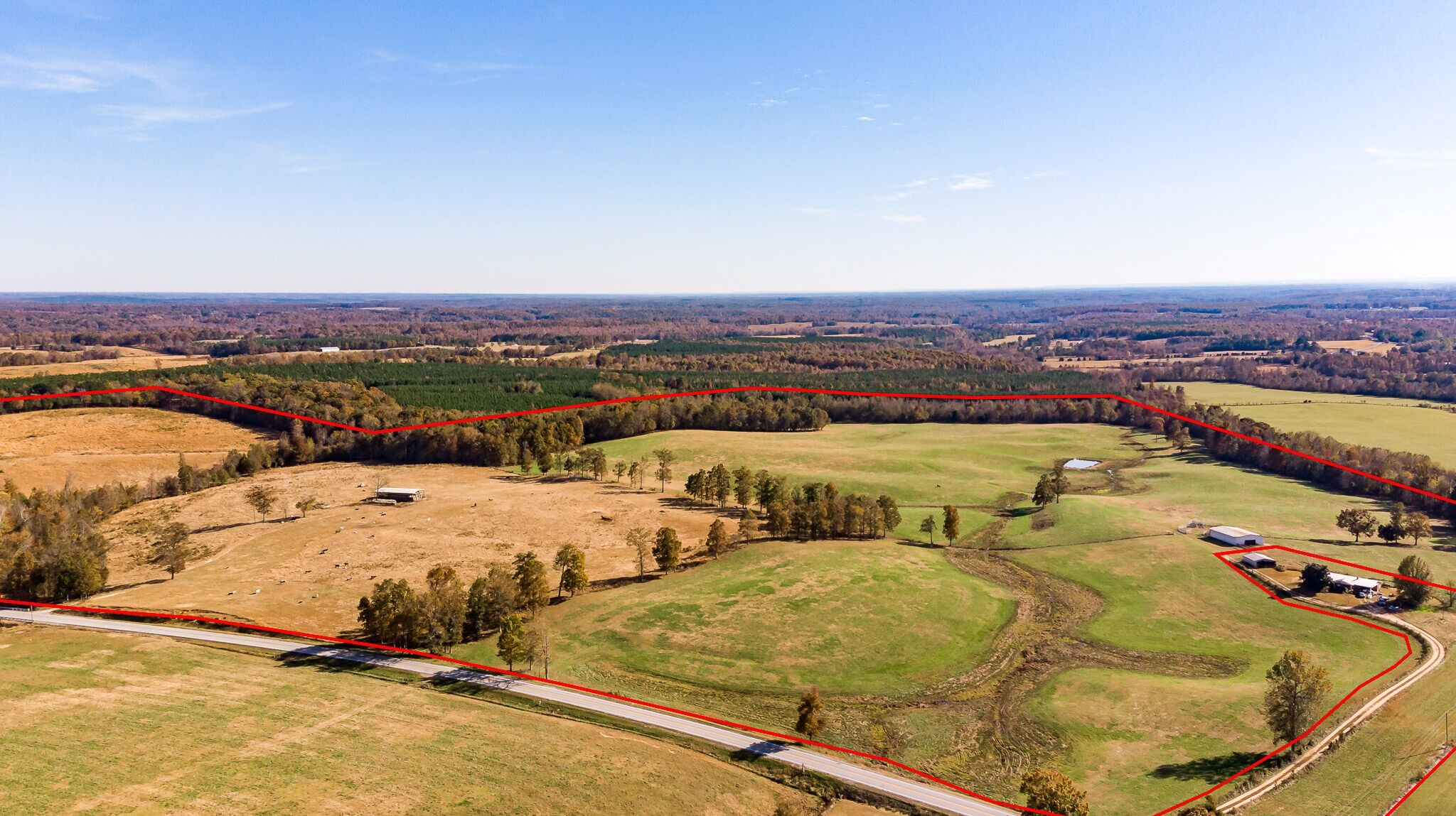 0 Pumping Station Rd Property Photo - Iron City, TN real estate listing