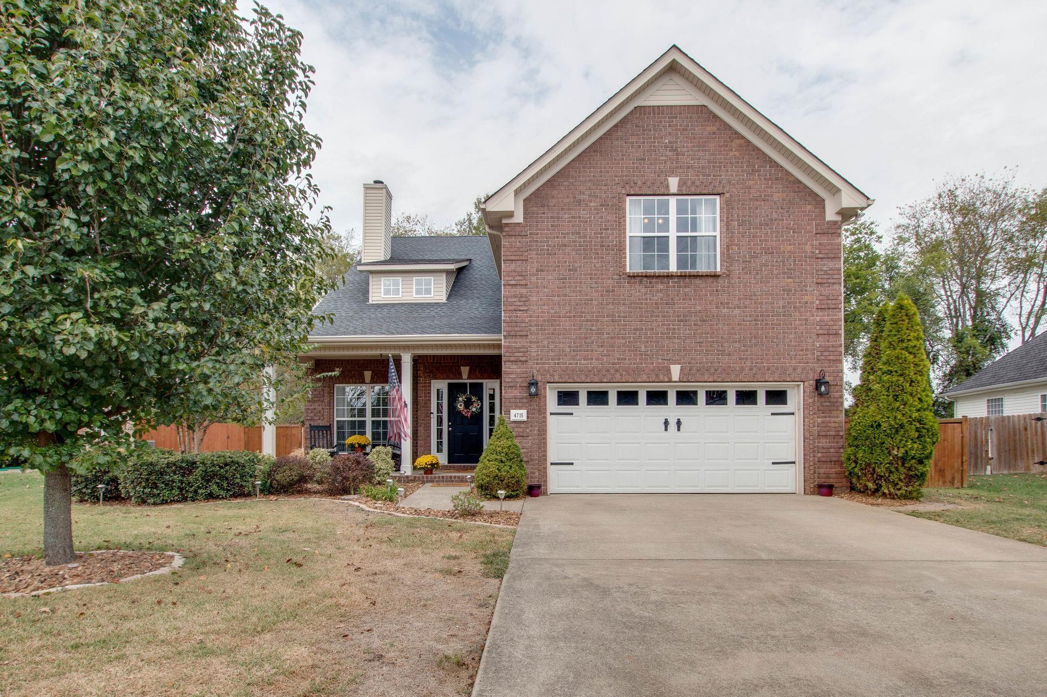 4715 Scottish Dr, Murfreesboro, TN 37128 - Murfreesboro, TN real estate listing