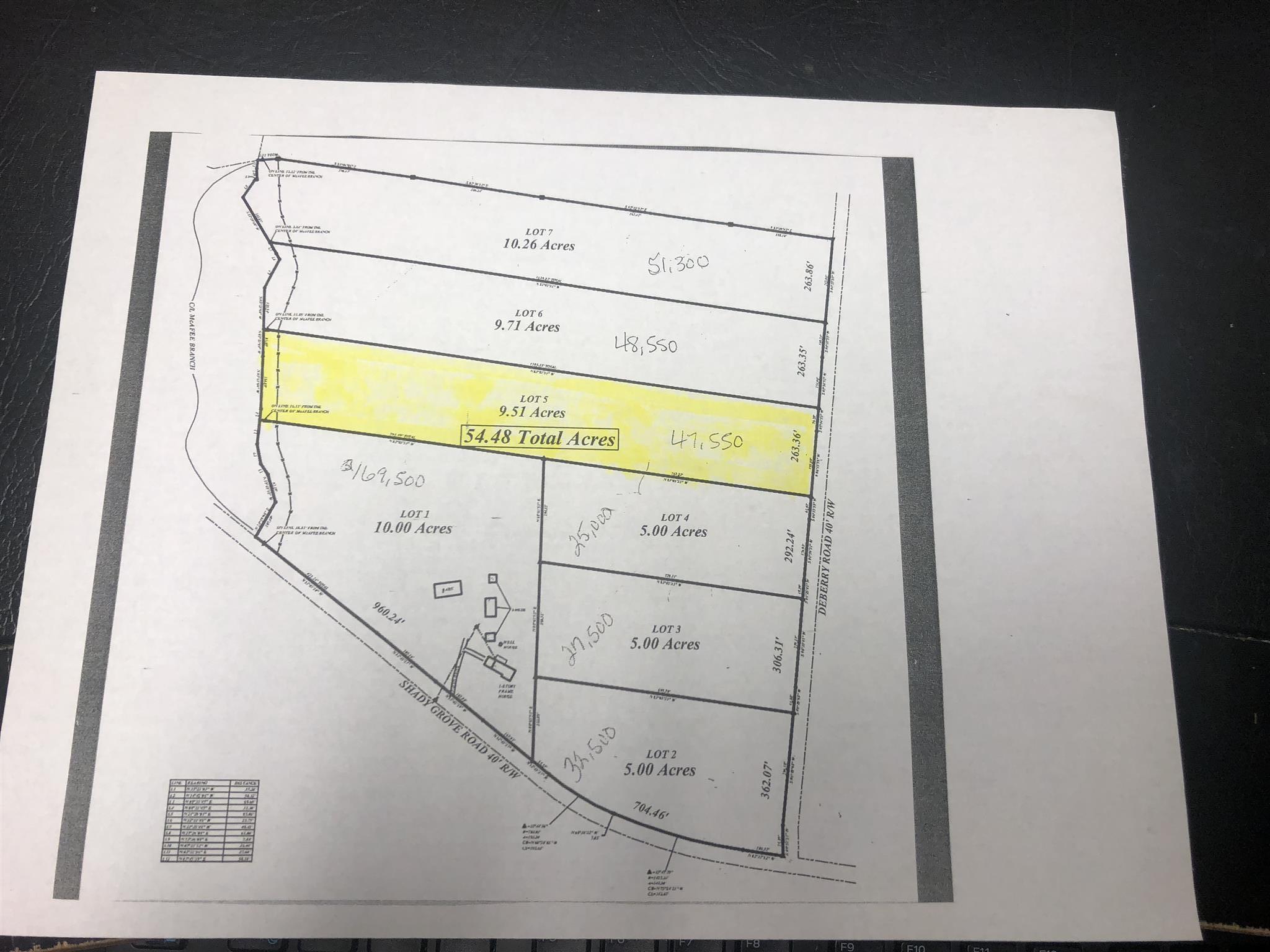 0 DEBERRY ROAD (lot 5), Morrison, TN 37357 - Morrison, TN real estate listing