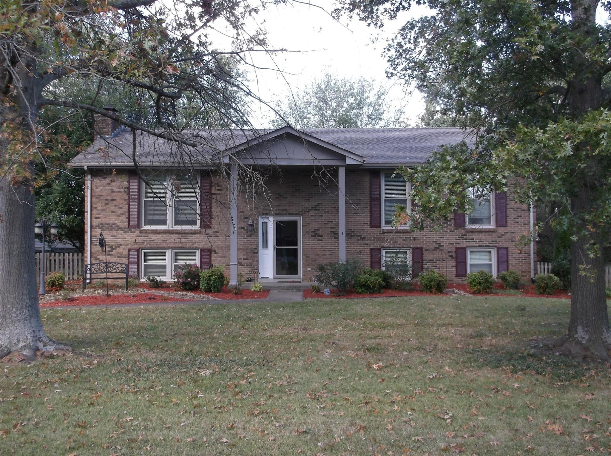 2281 Sentinel Dr, Clarksville, TN 37043 - Clarksville, TN real estate listing