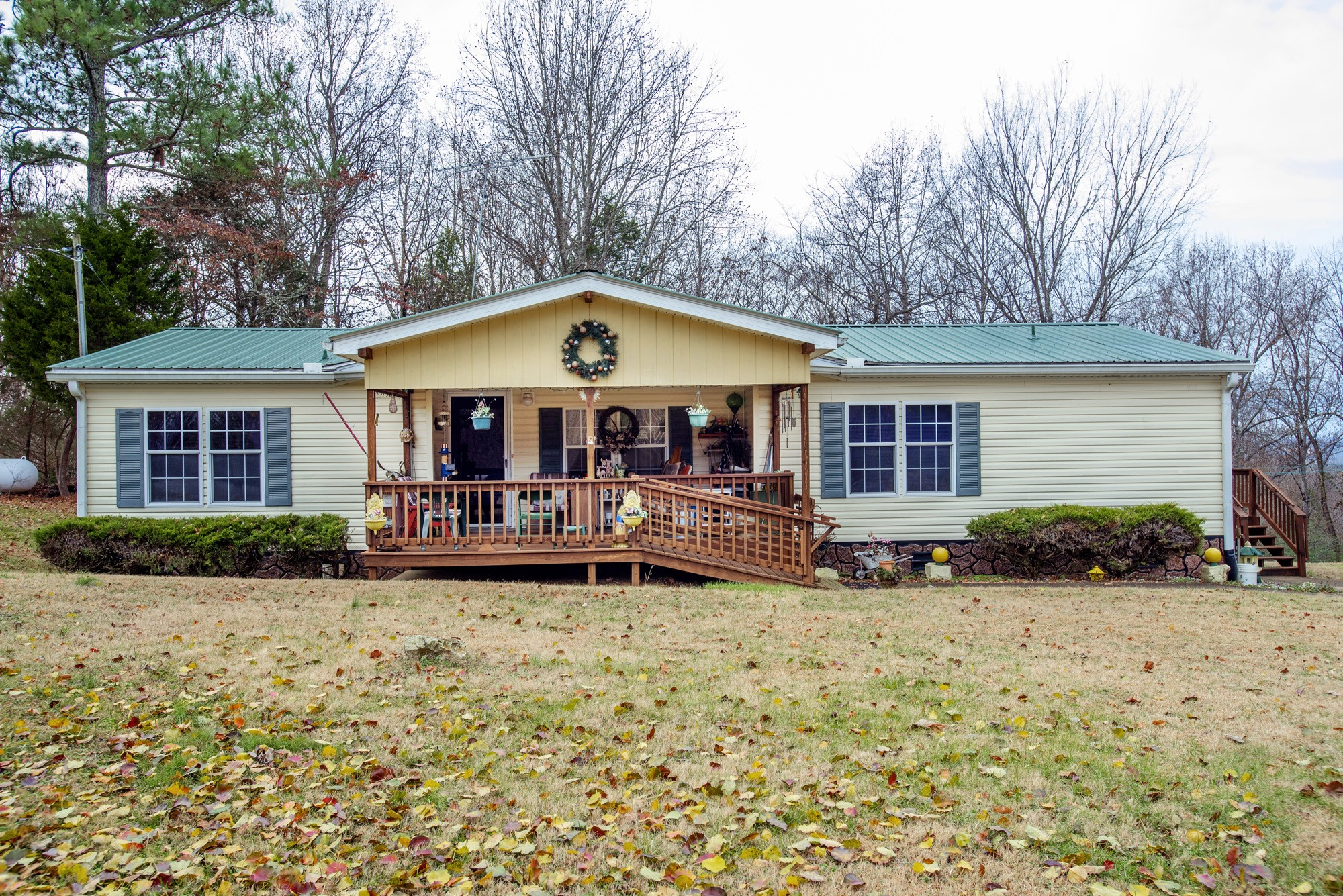 3941 Akin Ridge Rd Property Photo - Williamsport, TN real estate listing