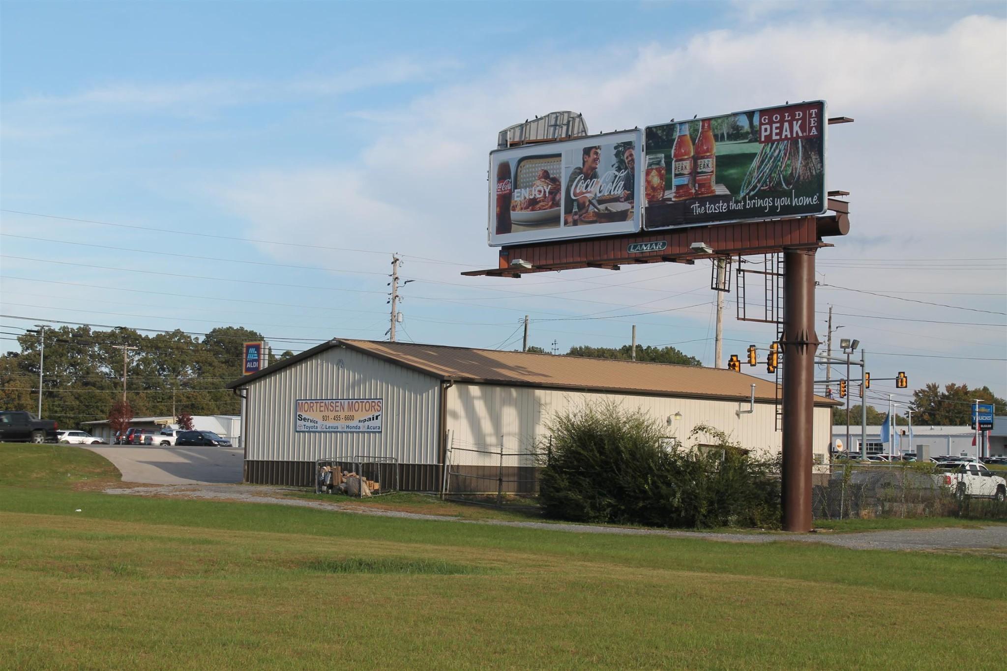 2013 N Jackson St Property Photo - Tullahoma, TN real estate listing