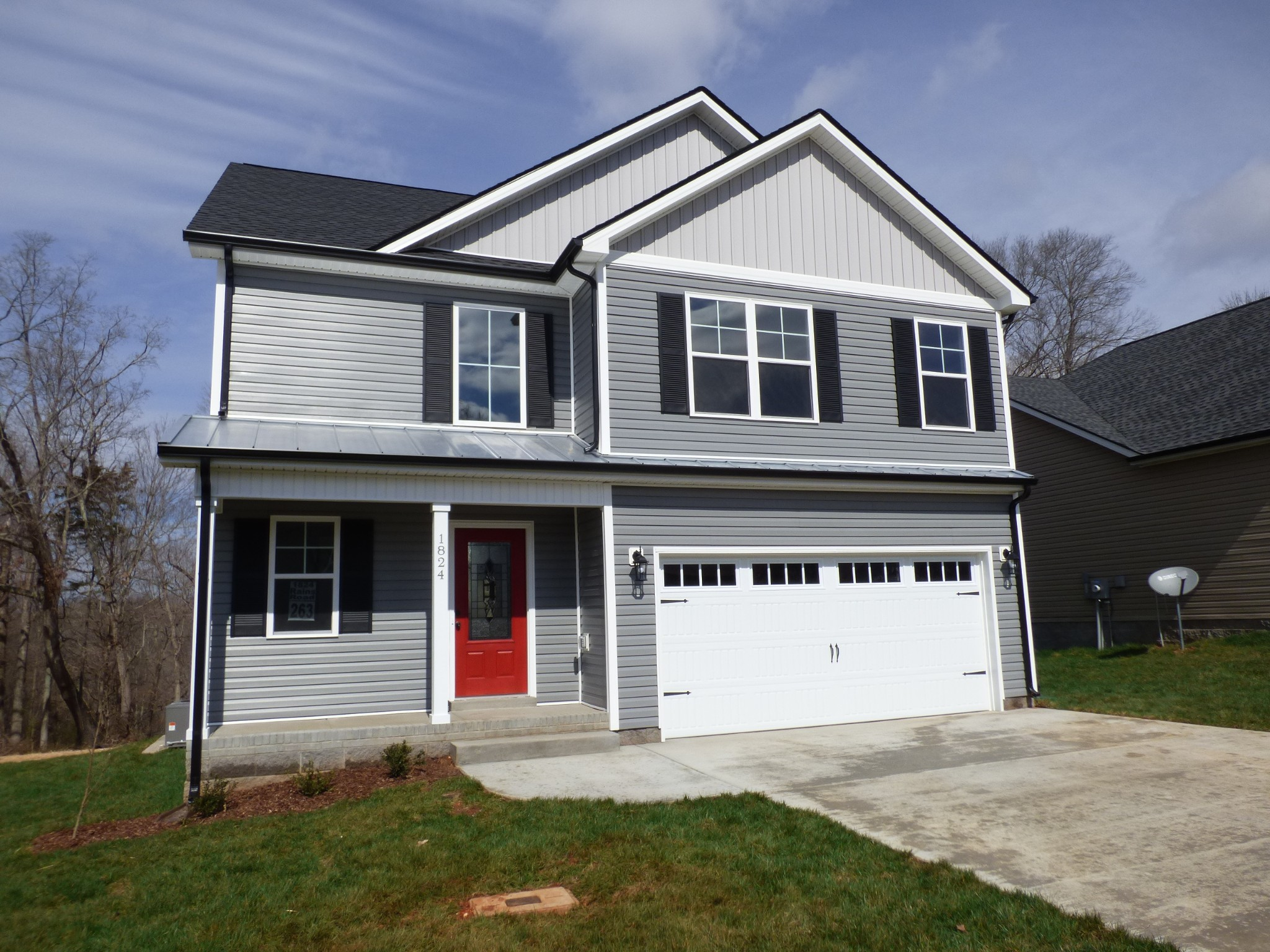 1824 Rains Rd, Clarksville, TN 37042 - Clarksville, TN real estate listing