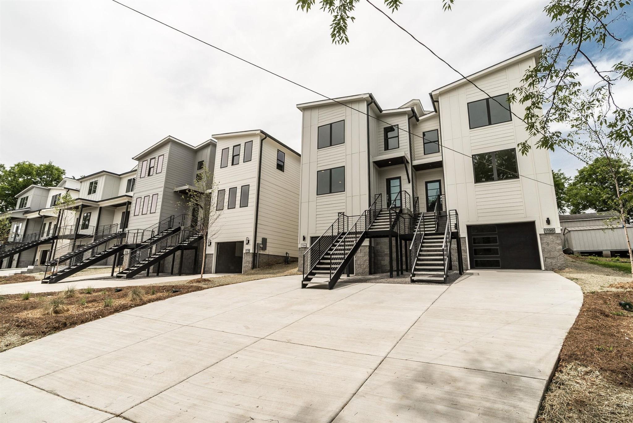 119 Elmhurst Ave A and B, Nashville, TN 37207 - Nashville, TN real estate listing