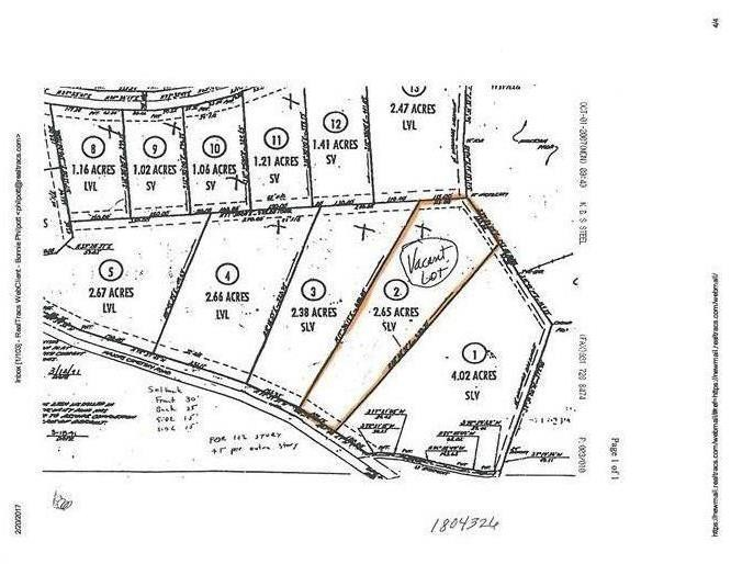0 Majors Cemetery Rd Lot 2, Lynchburg, TN 37352 - Lynchburg, TN real estate listing