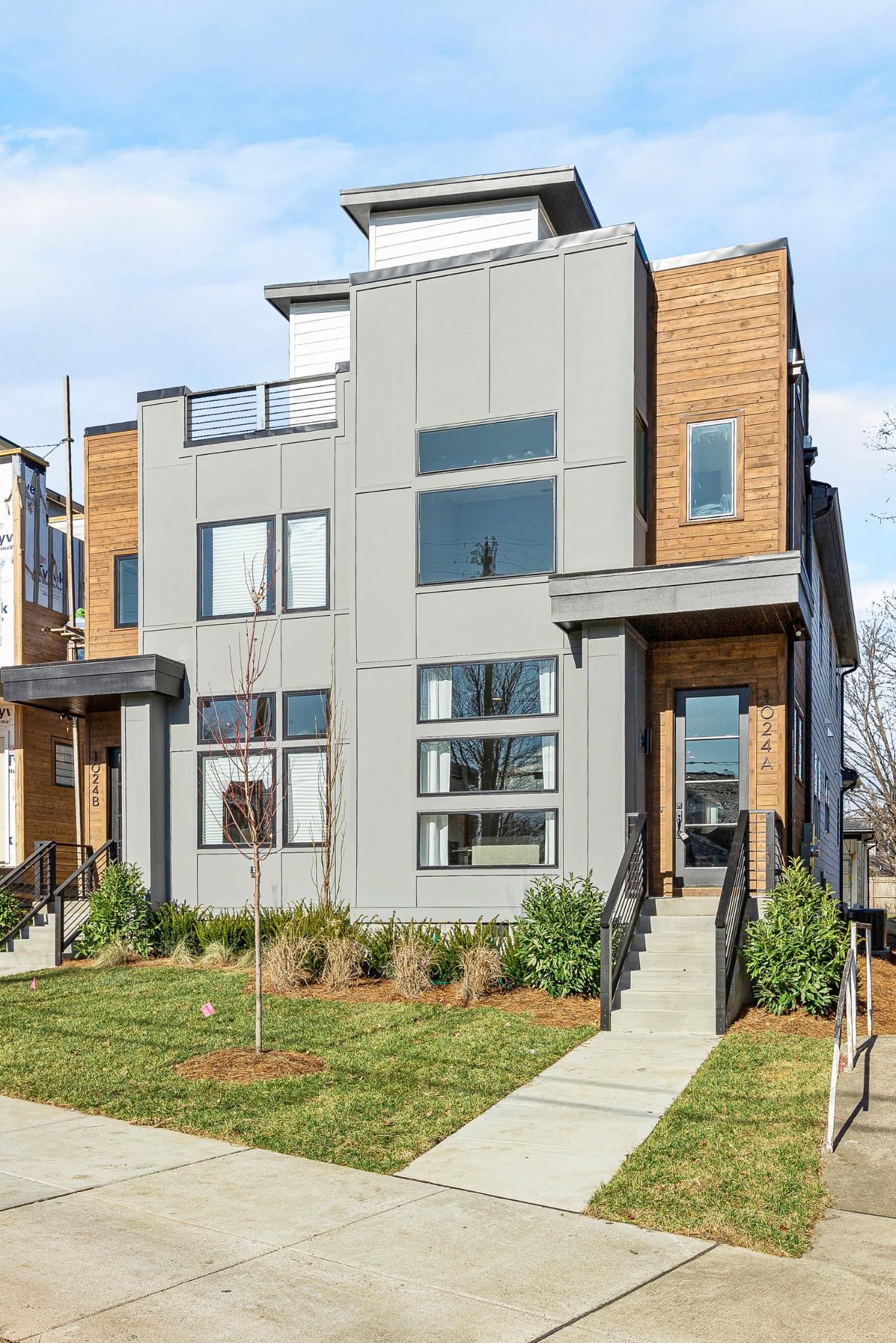 1024A Monroe Street, Nashville, TN 37208 - Nashville, TN real estate listing