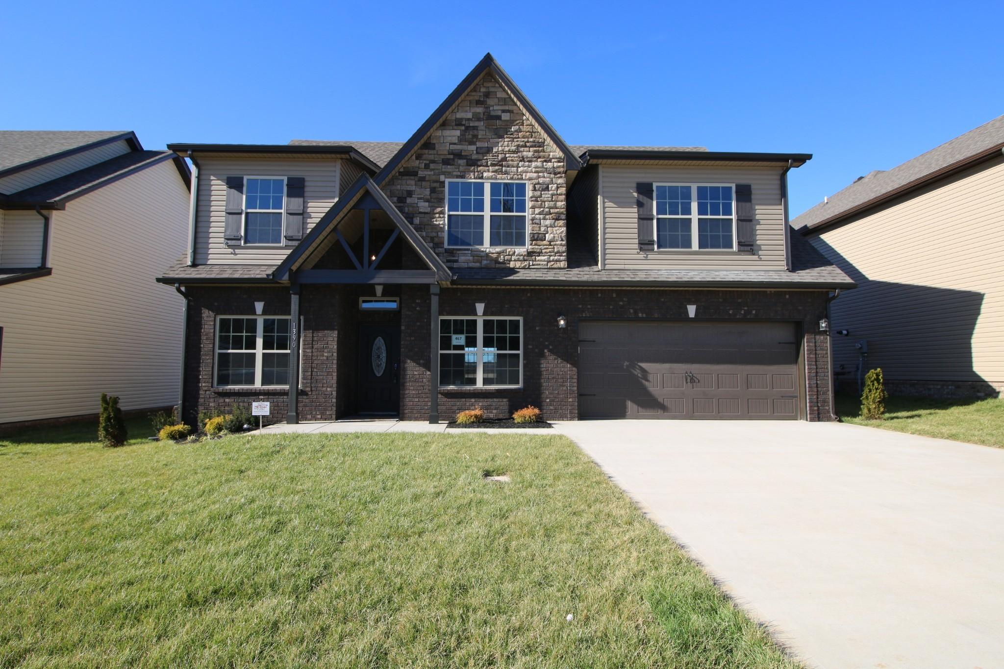 467 Summerfield, Clarksville, TN 37040 - Clarksville, TN real estate listing