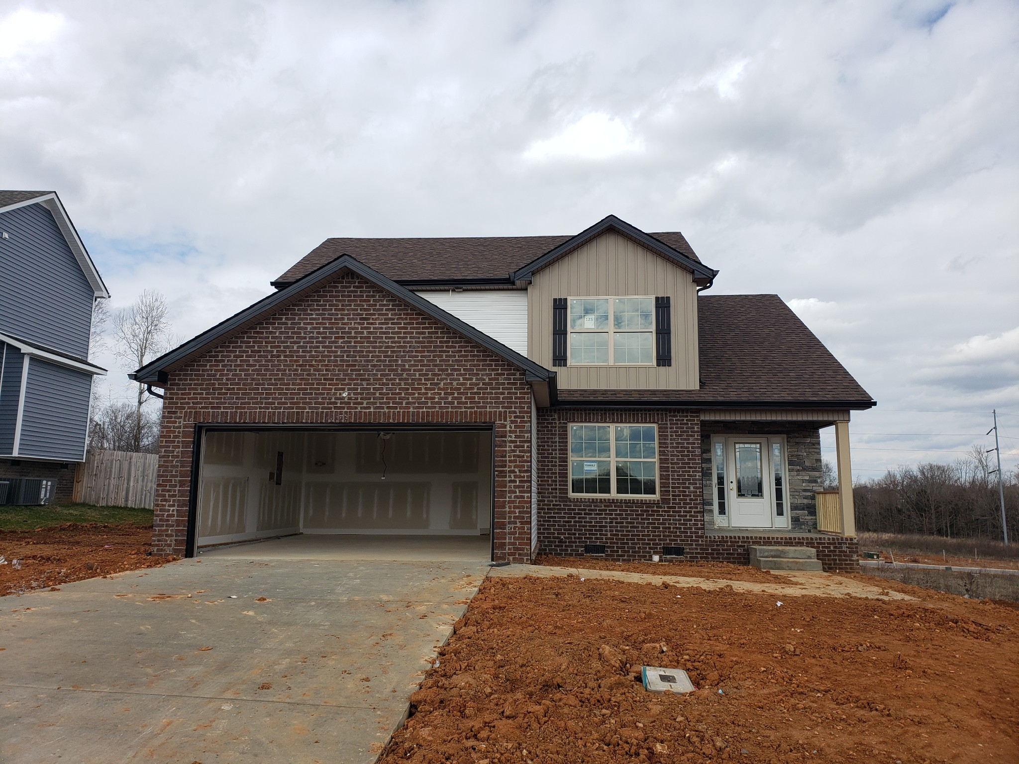 768 Crestone Ln (lot 125), Clarksville, TN 37042 - Clarksville, TN real estate listing