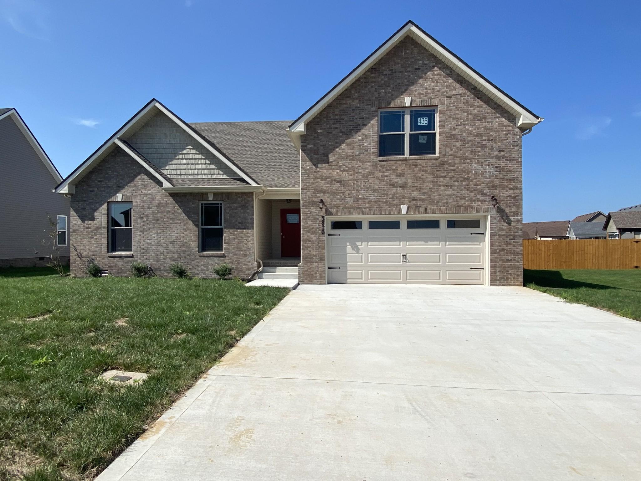 436 Autumnwood Farms, Clarksville, TN 37042 - Clarksville, TN real estate listing