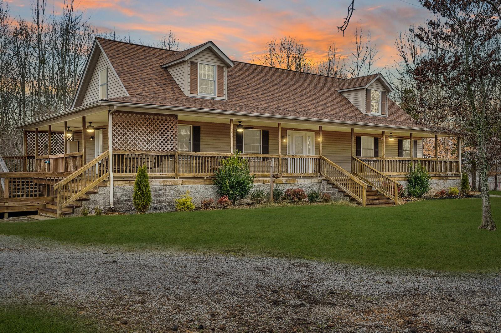 3431 Anderson Rd, Cedar Hill, TN 37032 - Cedar Hill, TN real estate listing