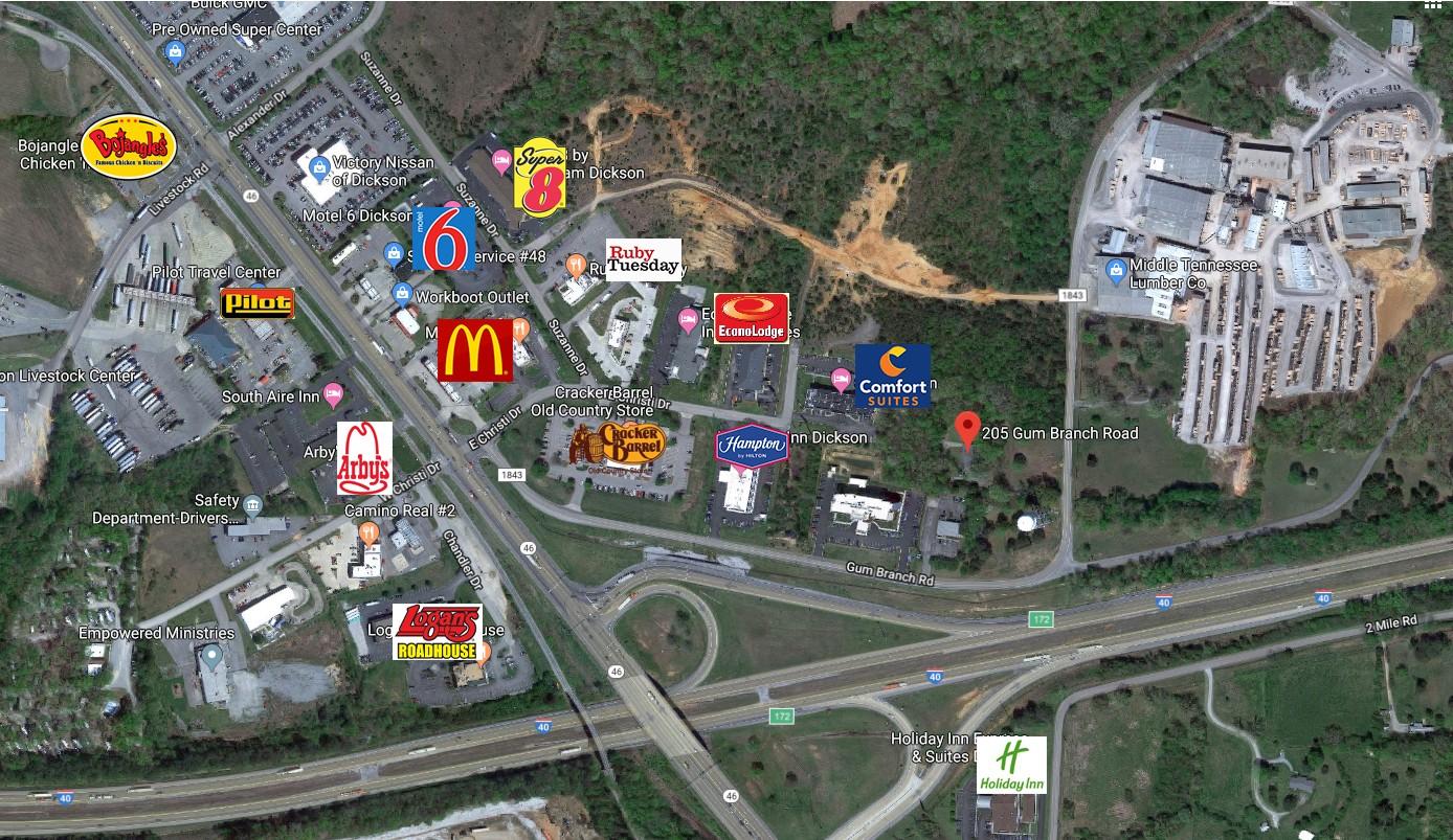 205 Gum Branch Rd Property Photo - Burns, TN real estate listing
