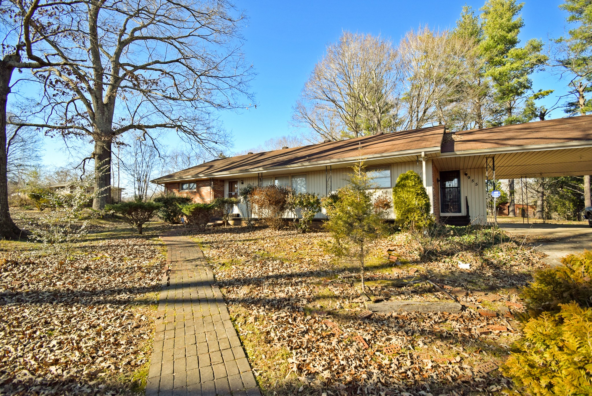 955 Belmont Rd, Clarksville, TN 37040 - Clarksville, TN real estate listing