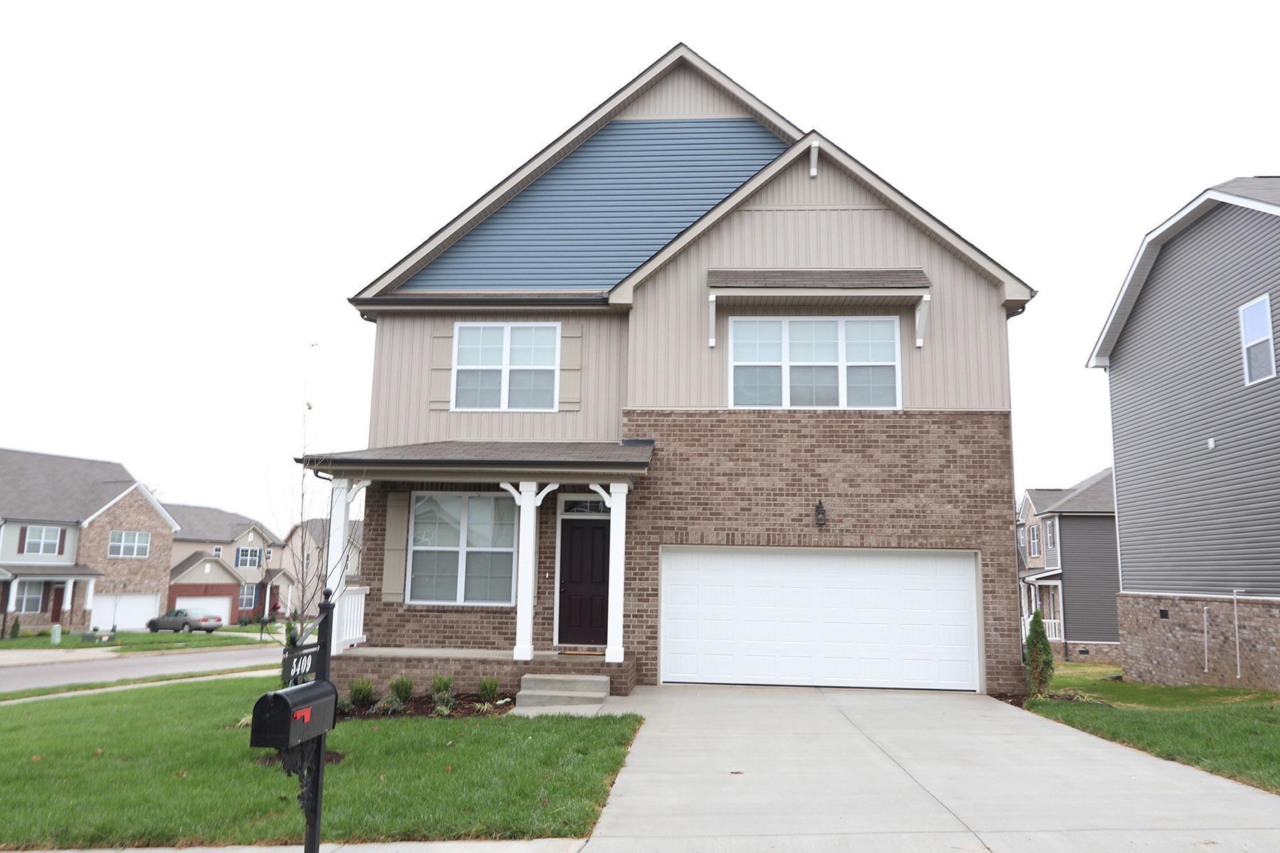 607 Green Meadow Lane Lot 81, Smyrna, TN 37167 - Smyrna, TN real estate listing