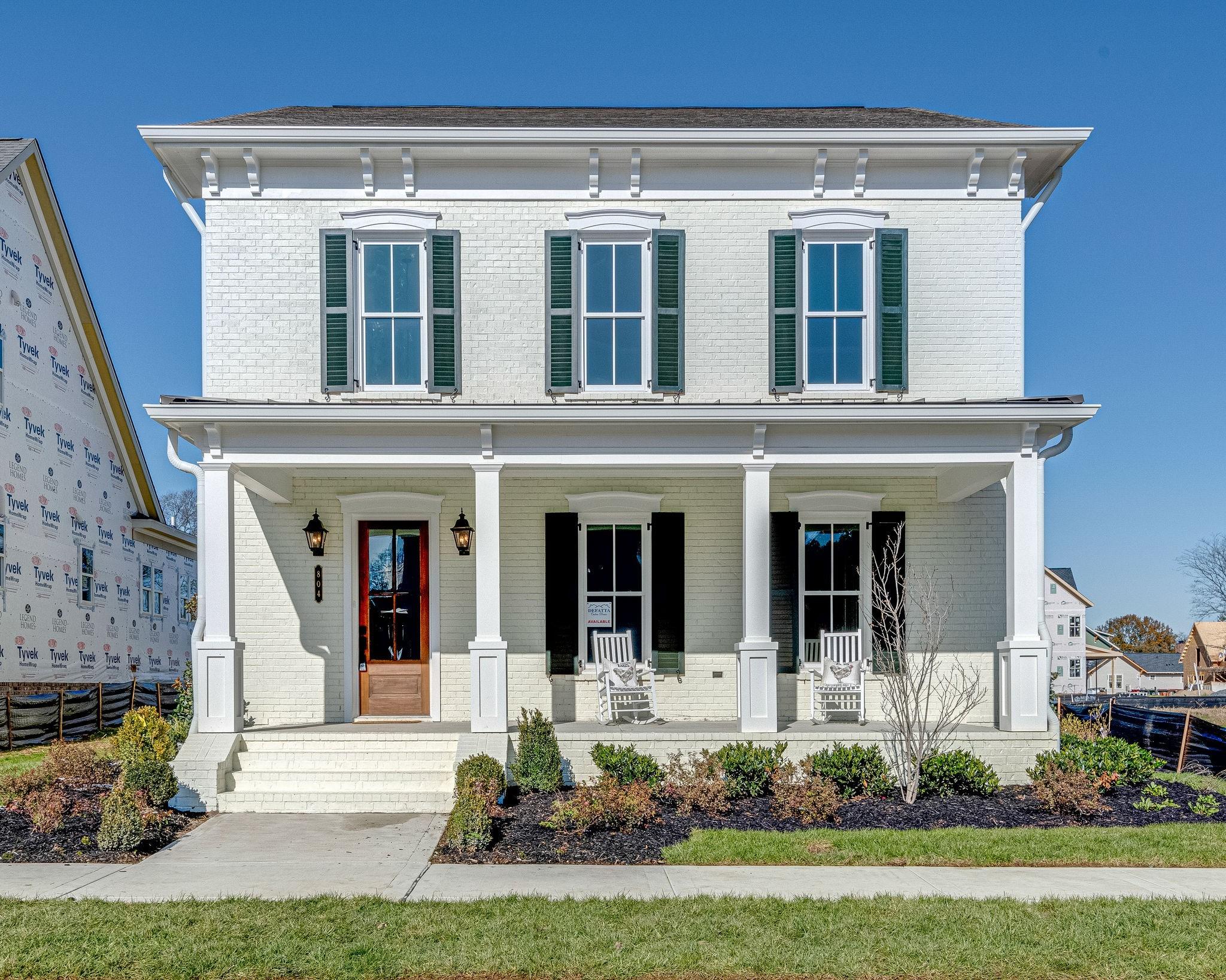804 Carsten Street- Lot 214, Nashville, TN 37221 - Nashville, TN real estate listing