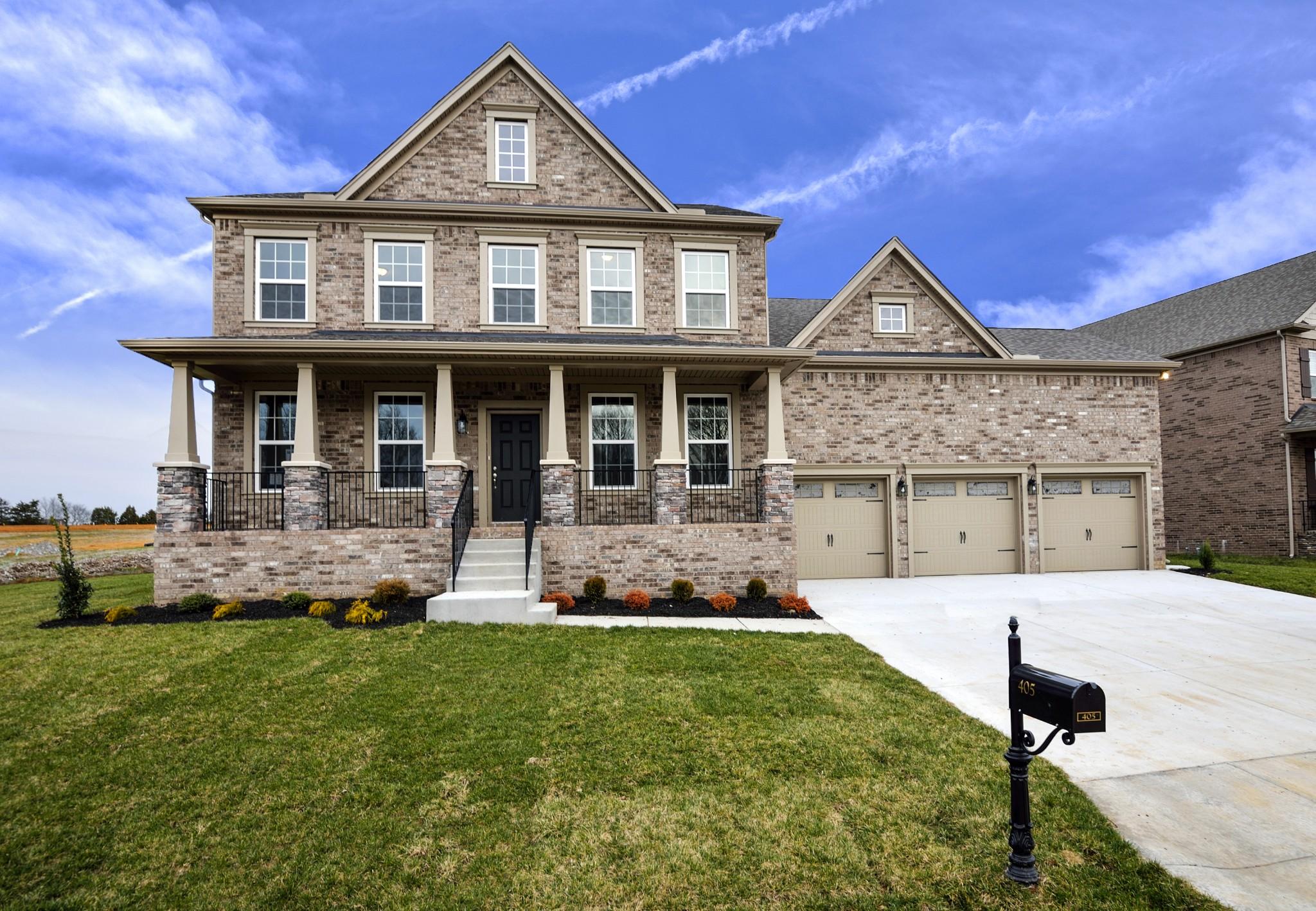 405 Everlee Lane Lot 130, Mount Juliet, TN 37122 - Mount Juliet, TN real estate listing