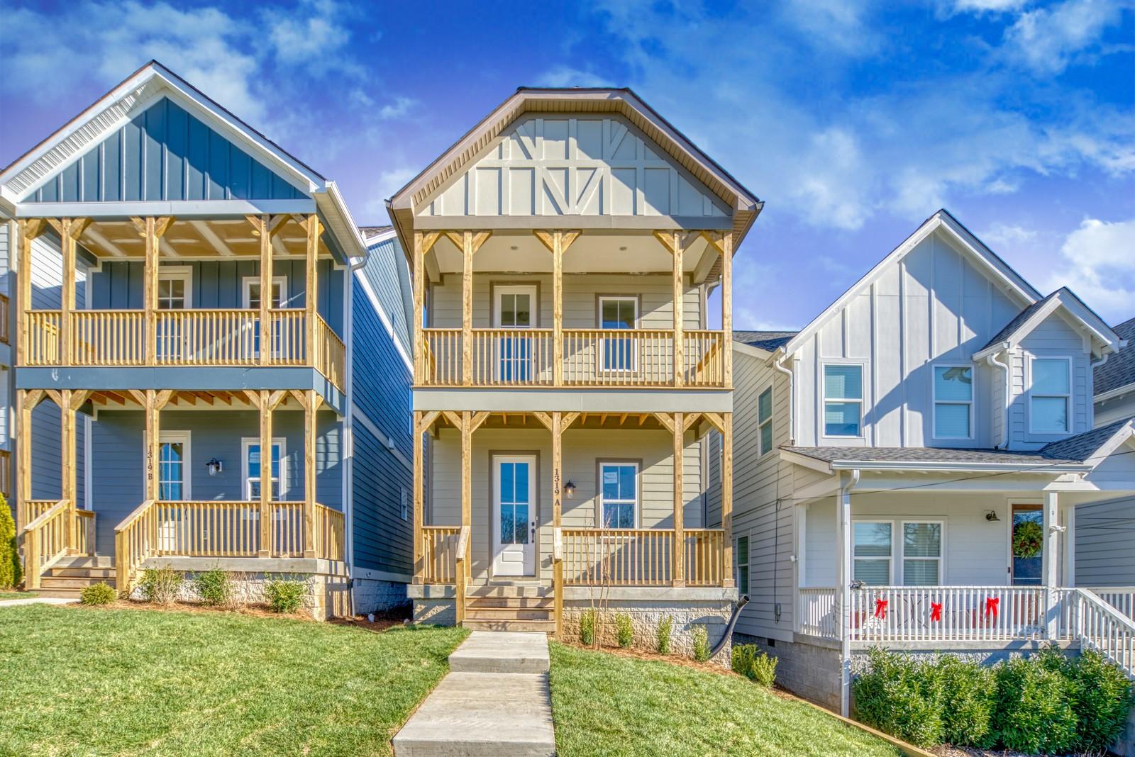 1319 Meridian St, Nashville, TN 37207 - Nashville, TN real estate listing