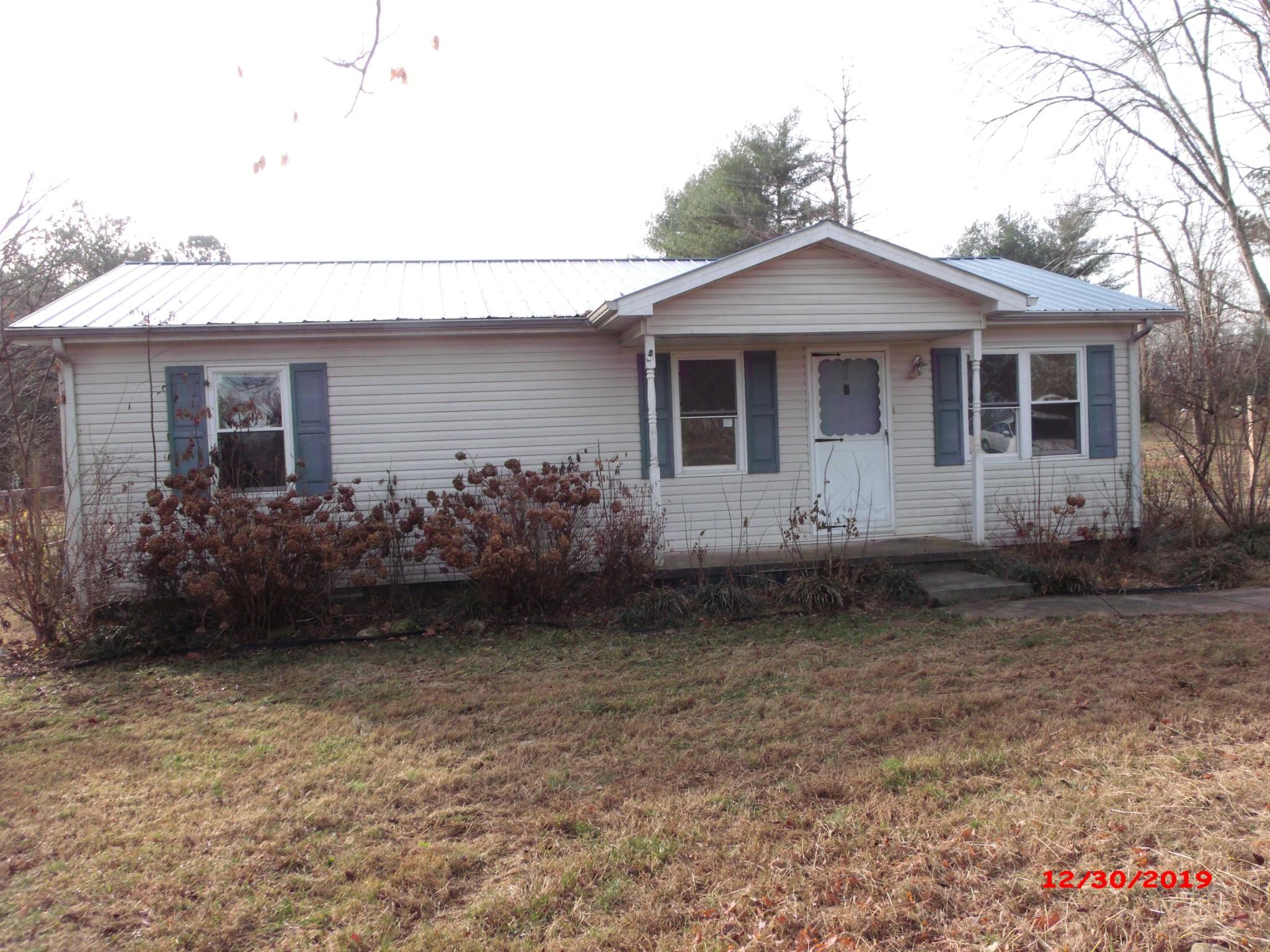 1665 Pleasant Ridge Rd, Huntland, TN 37345 - Huntland, TN real estate listing