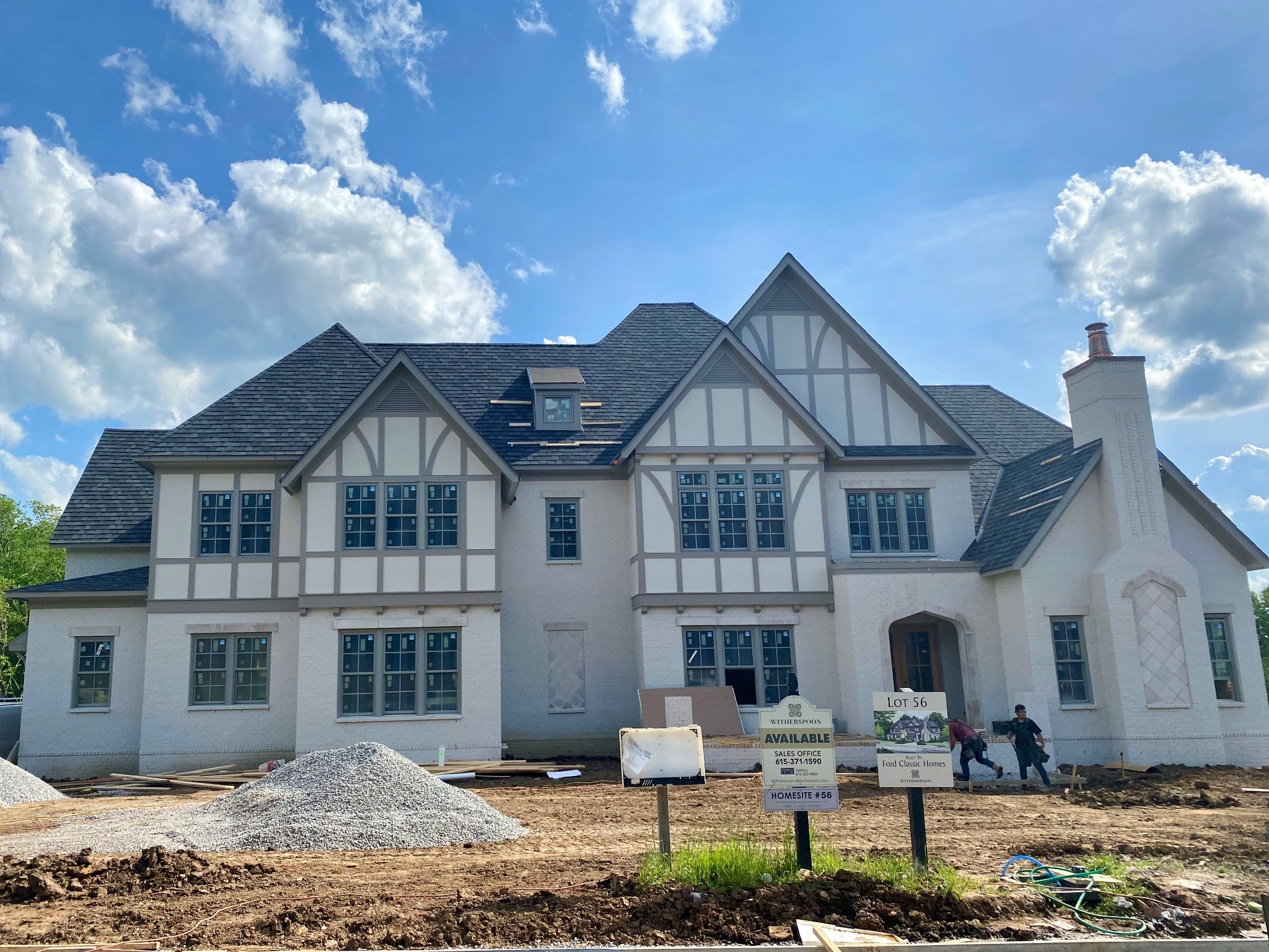 9287 Fordham Dr (Lot #56), Brentwood, TN 37027 - Brentwood, TN real estate listing