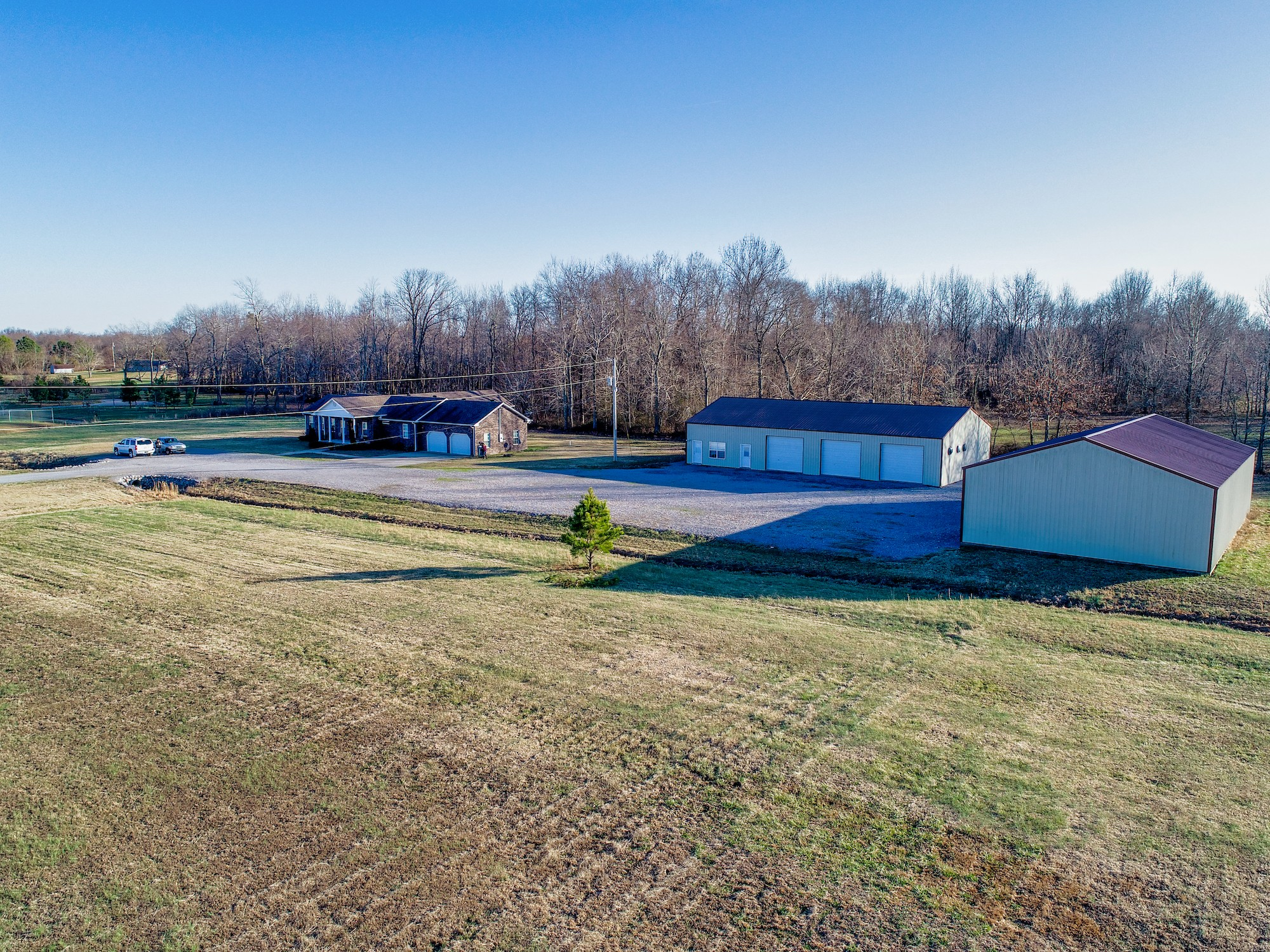 4450 Dover Road, Woodlawn, TN 37191 - Woodlawn, TN real estate listing